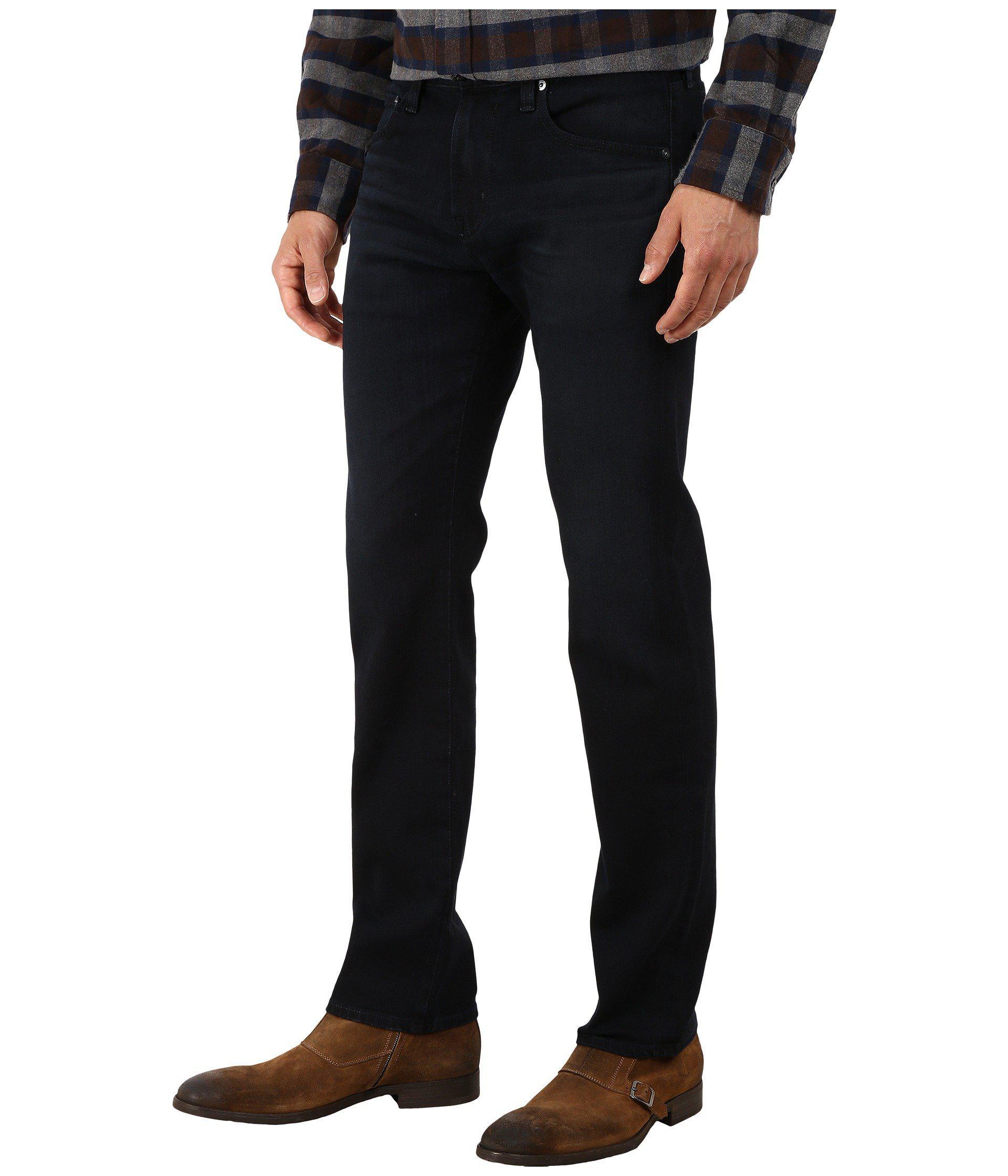 e51821a4 AG Jeans Matchbox Slim Straight Leg Denim In Bundled in Blue for Men ...