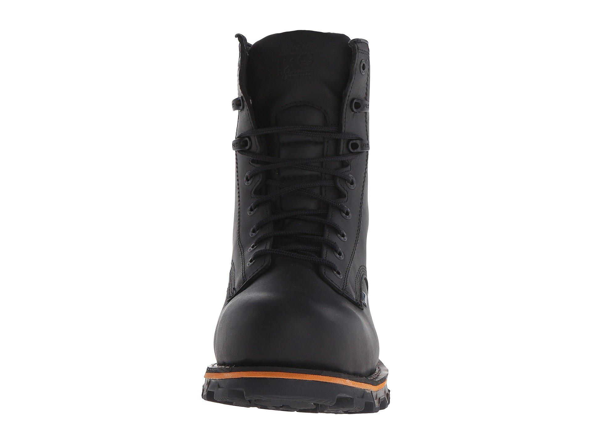 e8e55c6e1a95 ... online for sale 41804 f59f7 Timberland - Black 8  super specials 7e19d  ca8b8 Timberland Pro Mens Rigmaster Alloy Toe Met Guard WP Boots