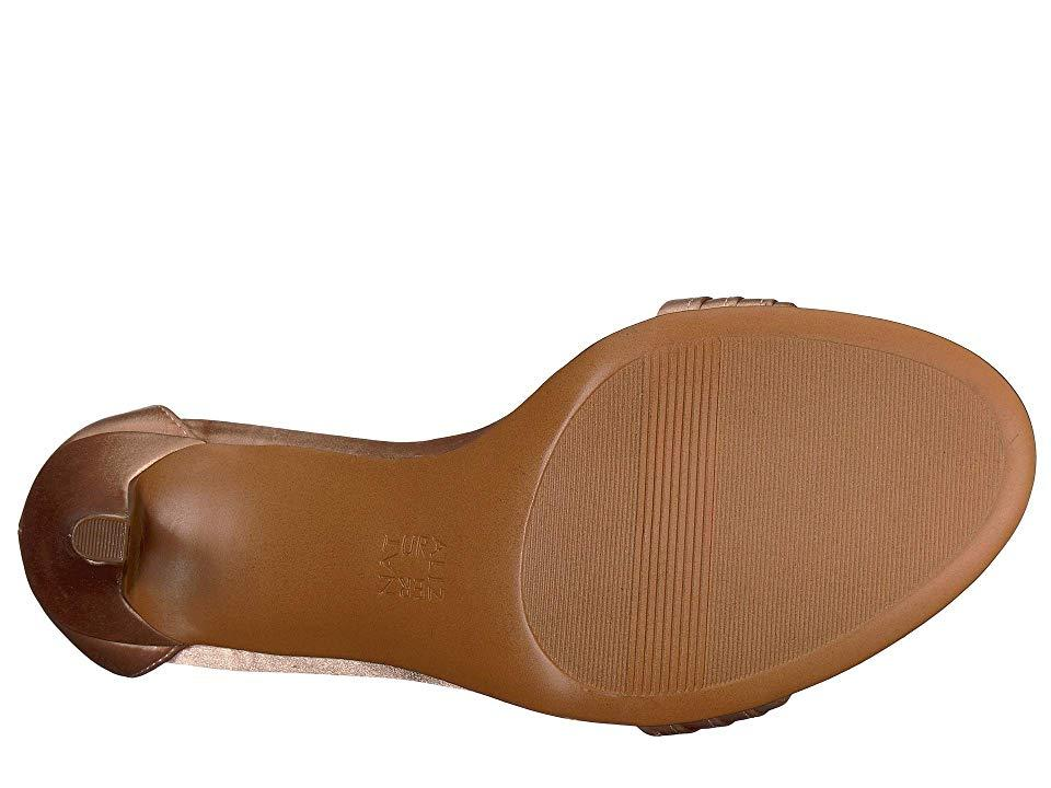 bc00dfa4f59 Naturalizer Kinsley (chai Satin) High Heels in Orange - Lyst