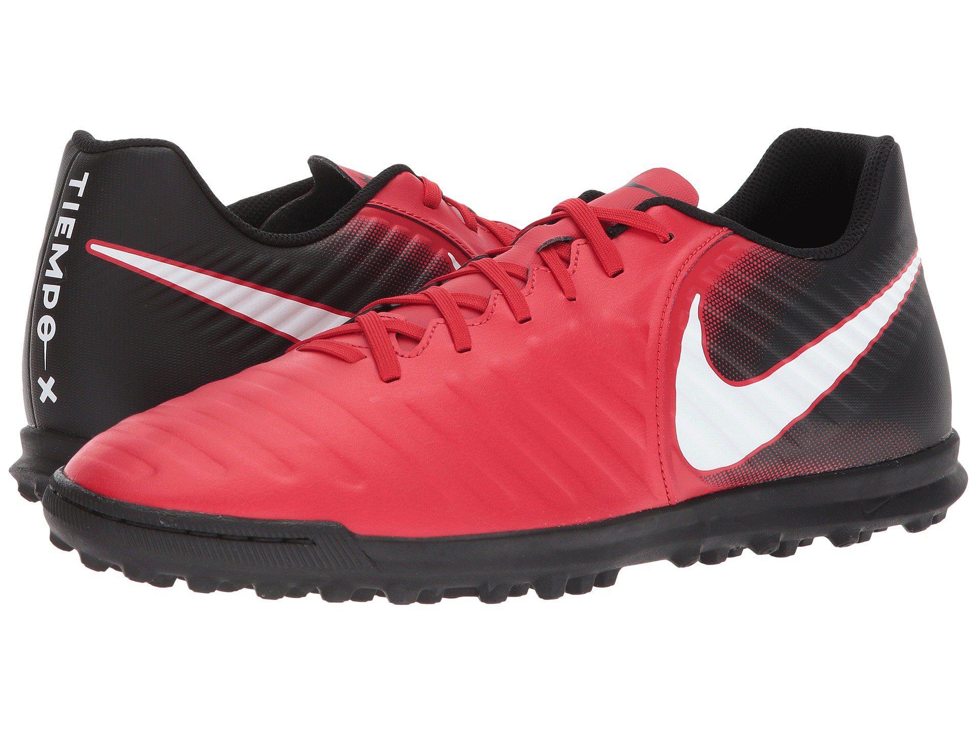 99888248fdf6 Lyst - Nike Tiempox Rio Iv Tf in Red for Men