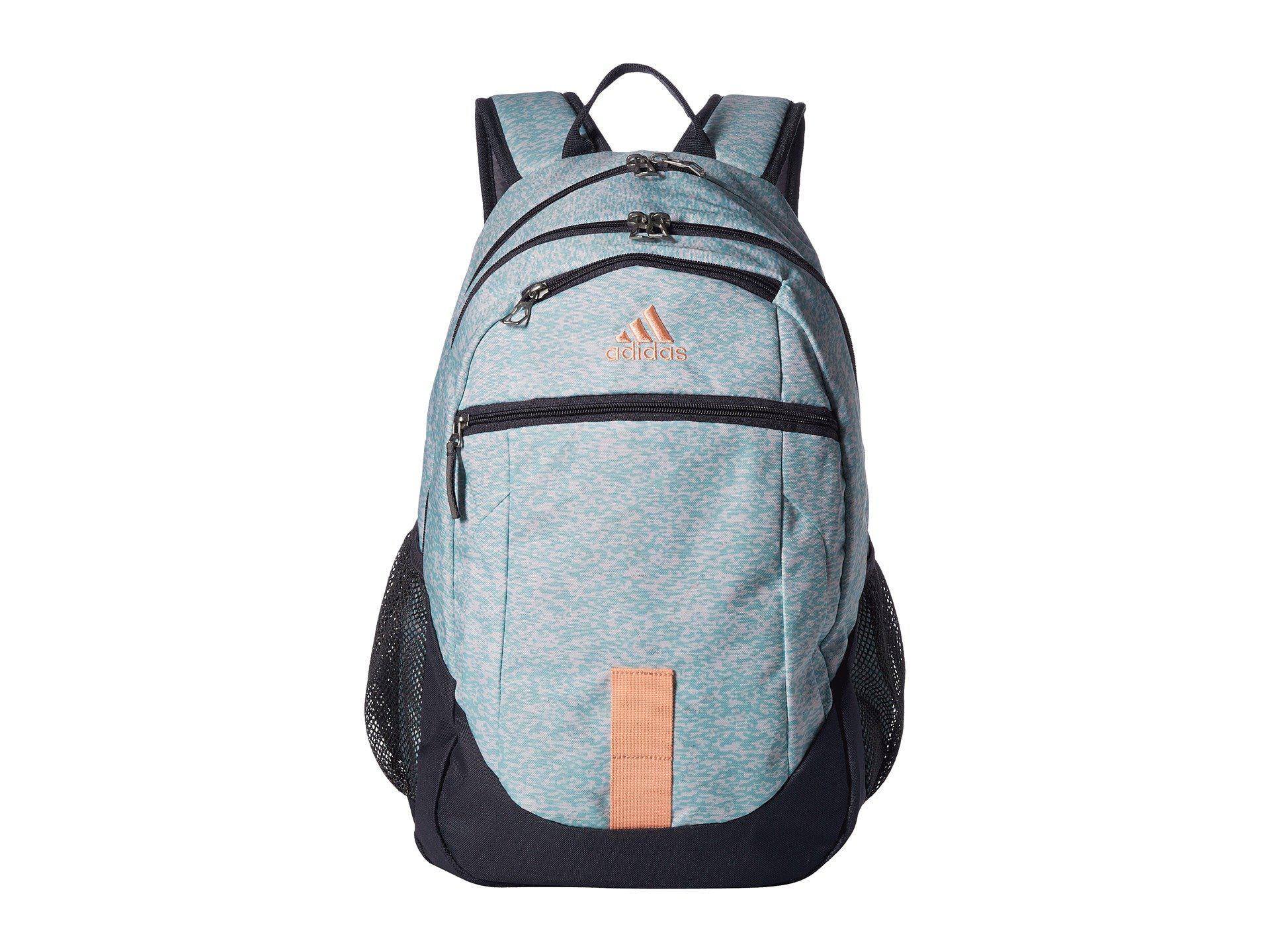 b560cb68656f Lyst - adidas Foundation Iv Backpack in Blue