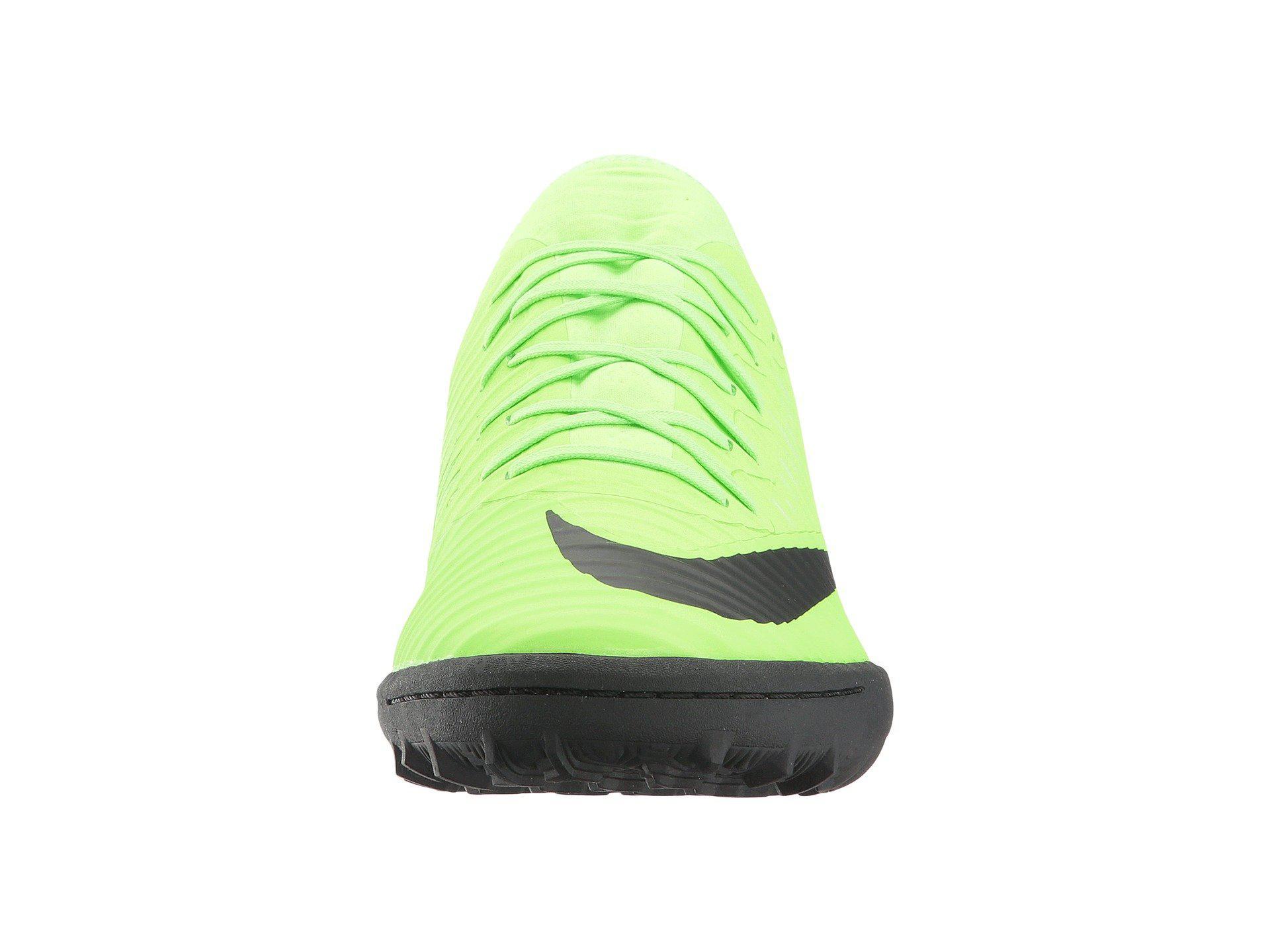 Lyst - Nike Mercurialx Finale Ii Tf in Green for Men b8ccebee9884e