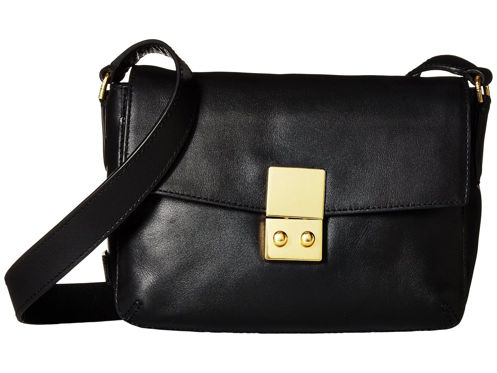 ae1c6161cb37 Lyst - Cole Haan Allanna Crossbody in Black