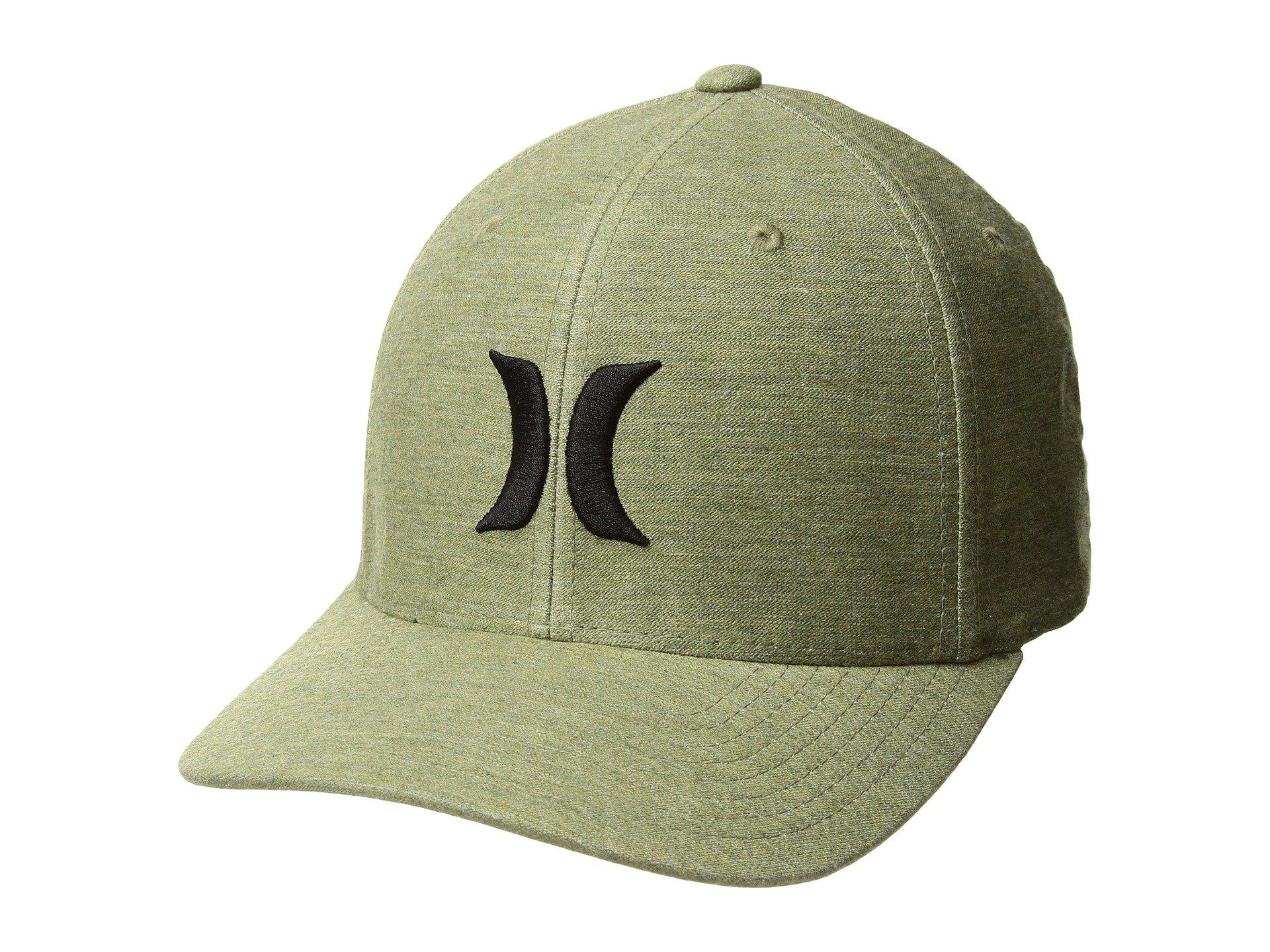 ebc6a8a80 Olive Green Fitted Hats