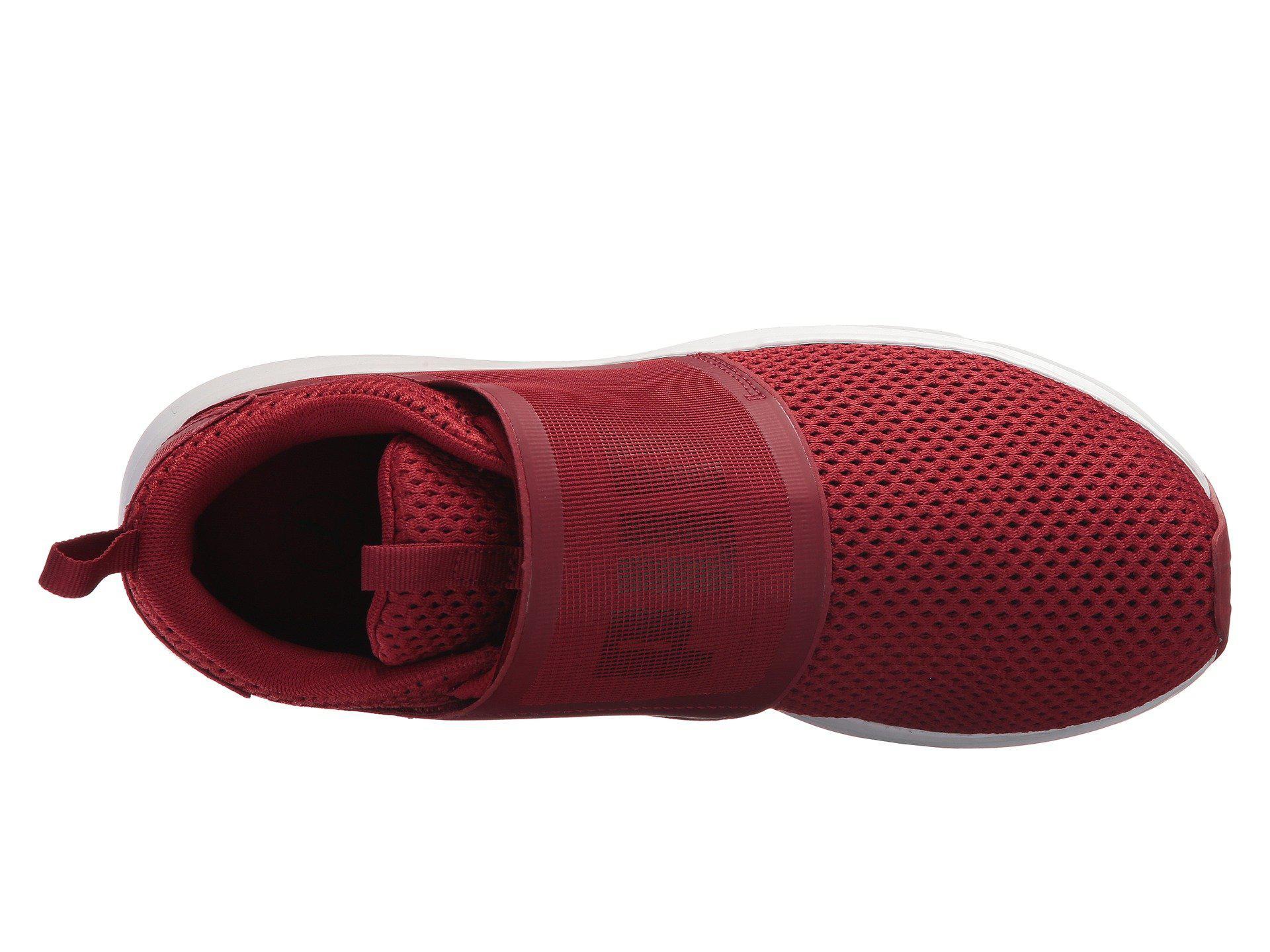 167a9bd8d42911 PUMA - Red Enzo Strap Mesh for Men - Lyst. View fullscreen