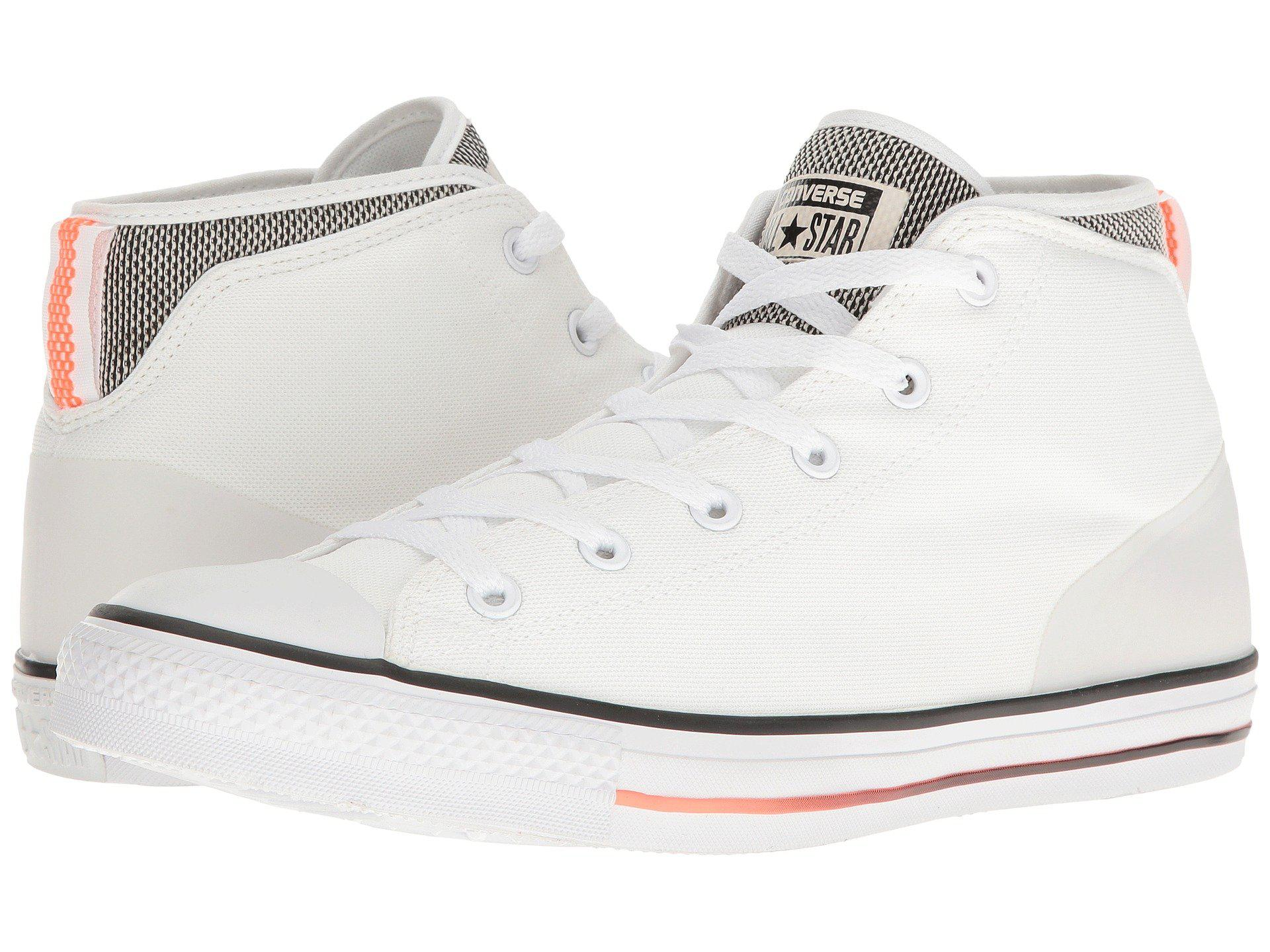 27b779a8199 Lyst - Converse Chuck Taylor® All Star® Syde Street Summer Mid in ...