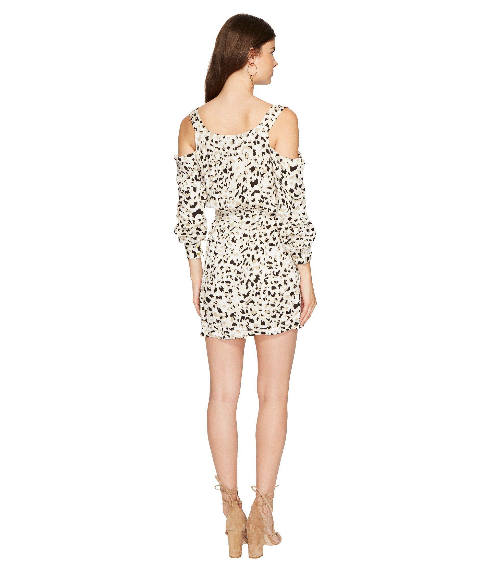 Womens Sumatran Cold Shoulder Dress Minkpink Discount Aaa cNTKWOlmA