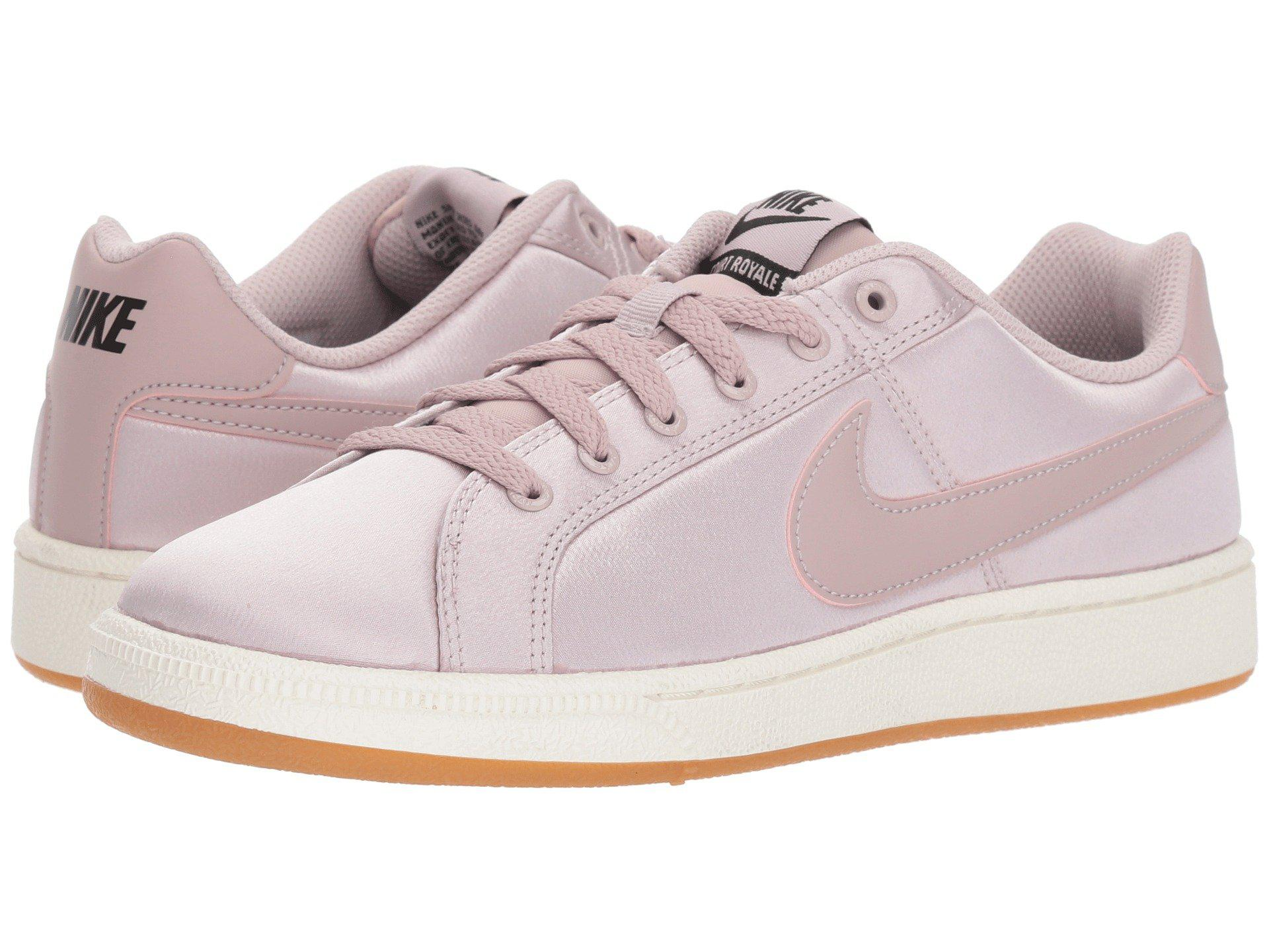 18f92cfbc0888f Lyst - Nike Court Royale Satin in Pink - Save 22%