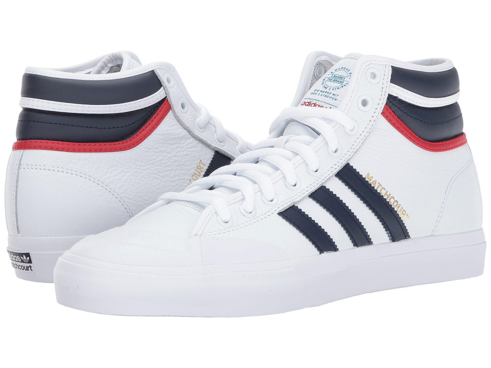 bf288aa82bb Lyst - adidas Originals Matchcourt High Rx2