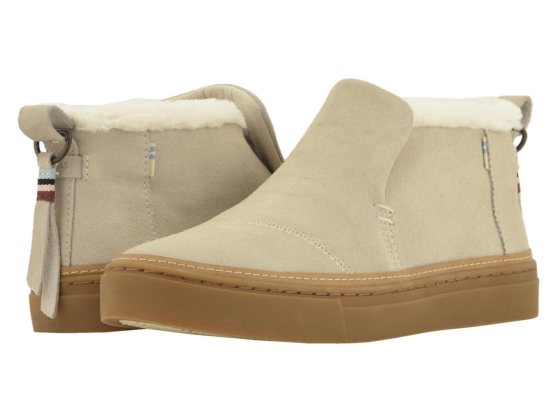 e4f2d154e80 Lyst - TOMS Paxton Water-resistant Slip-ons in Natural