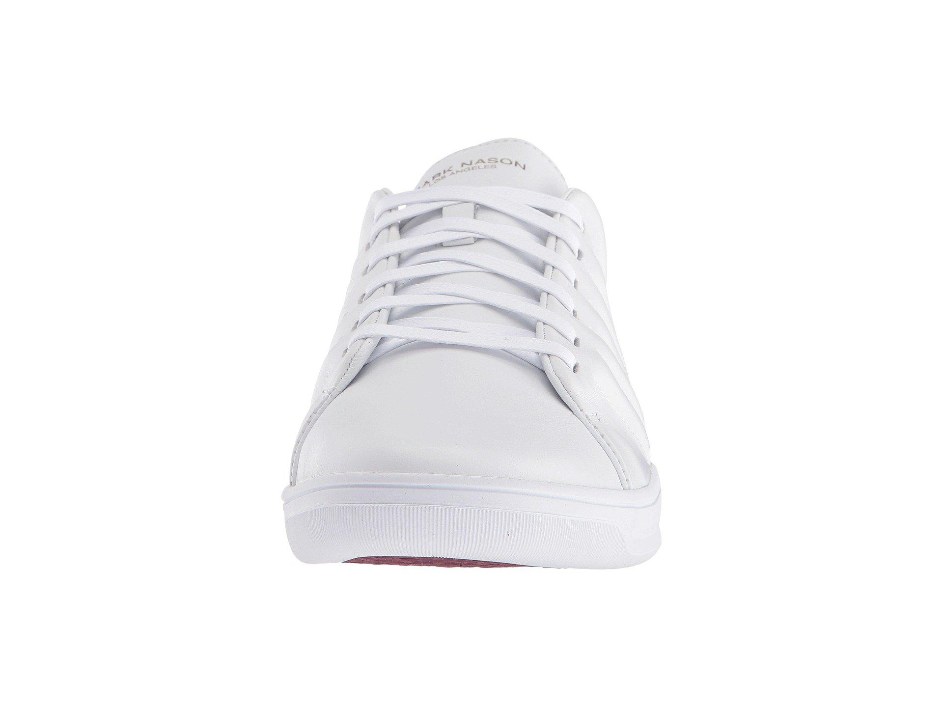 pretty nice 83eab 5c97f Mark Nason Caprock in White for Men - Lyst