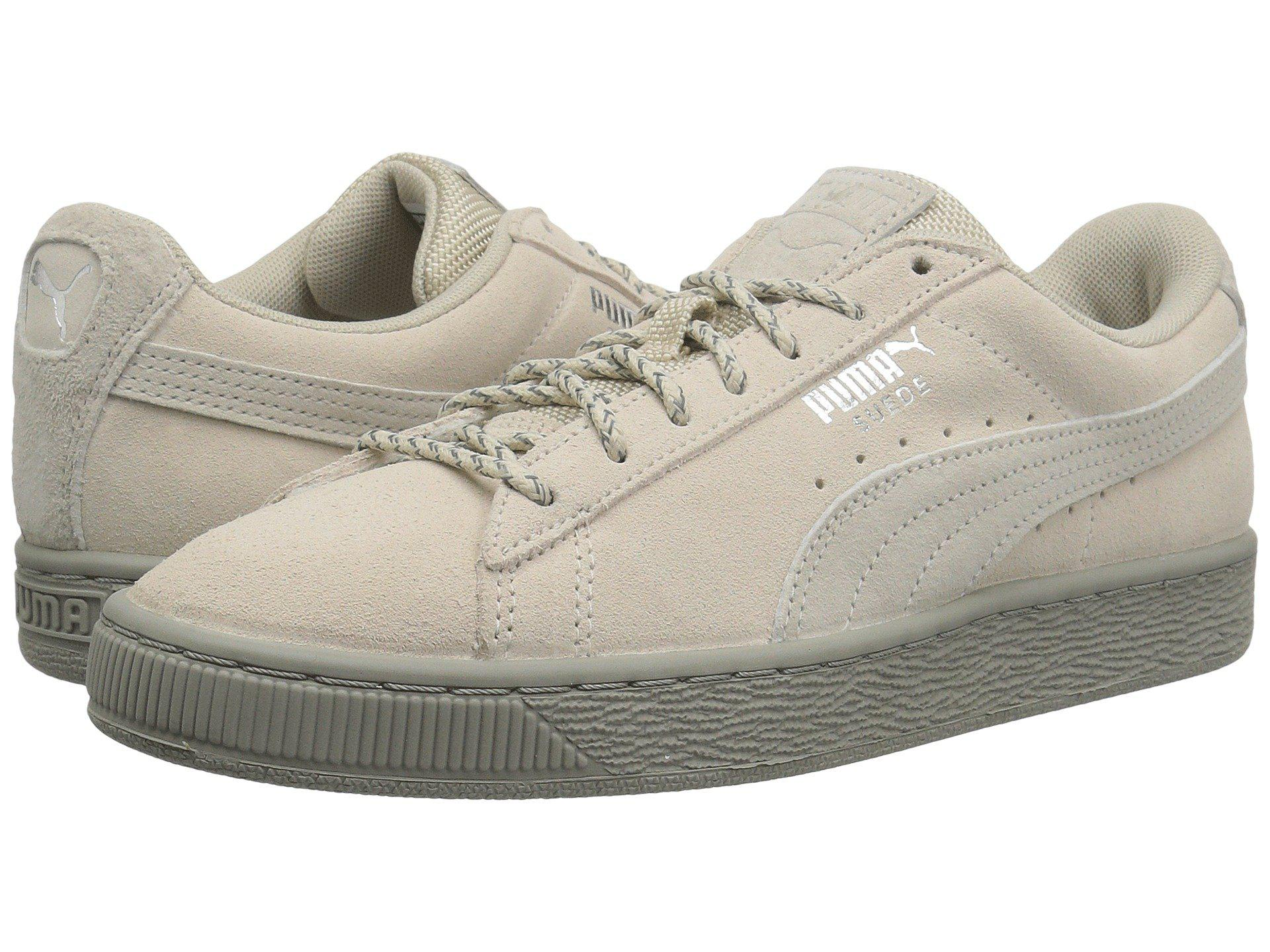 Lyst - PUMA Suede Classic Weatherproof in Gray for Men 5bb0826cd