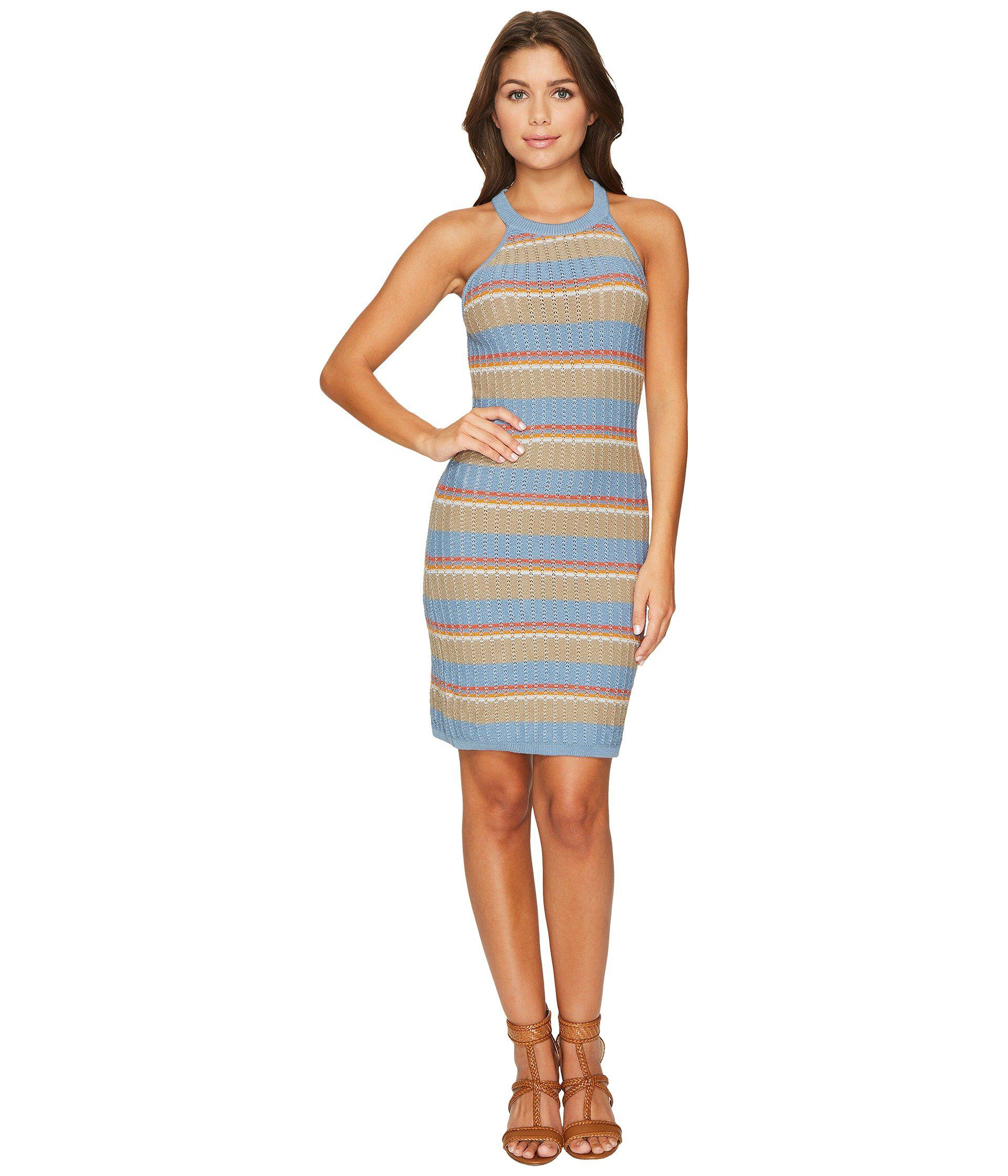 9cf7ab00bc4 RVCA Dog Days Dress - Save 22% - Lyst