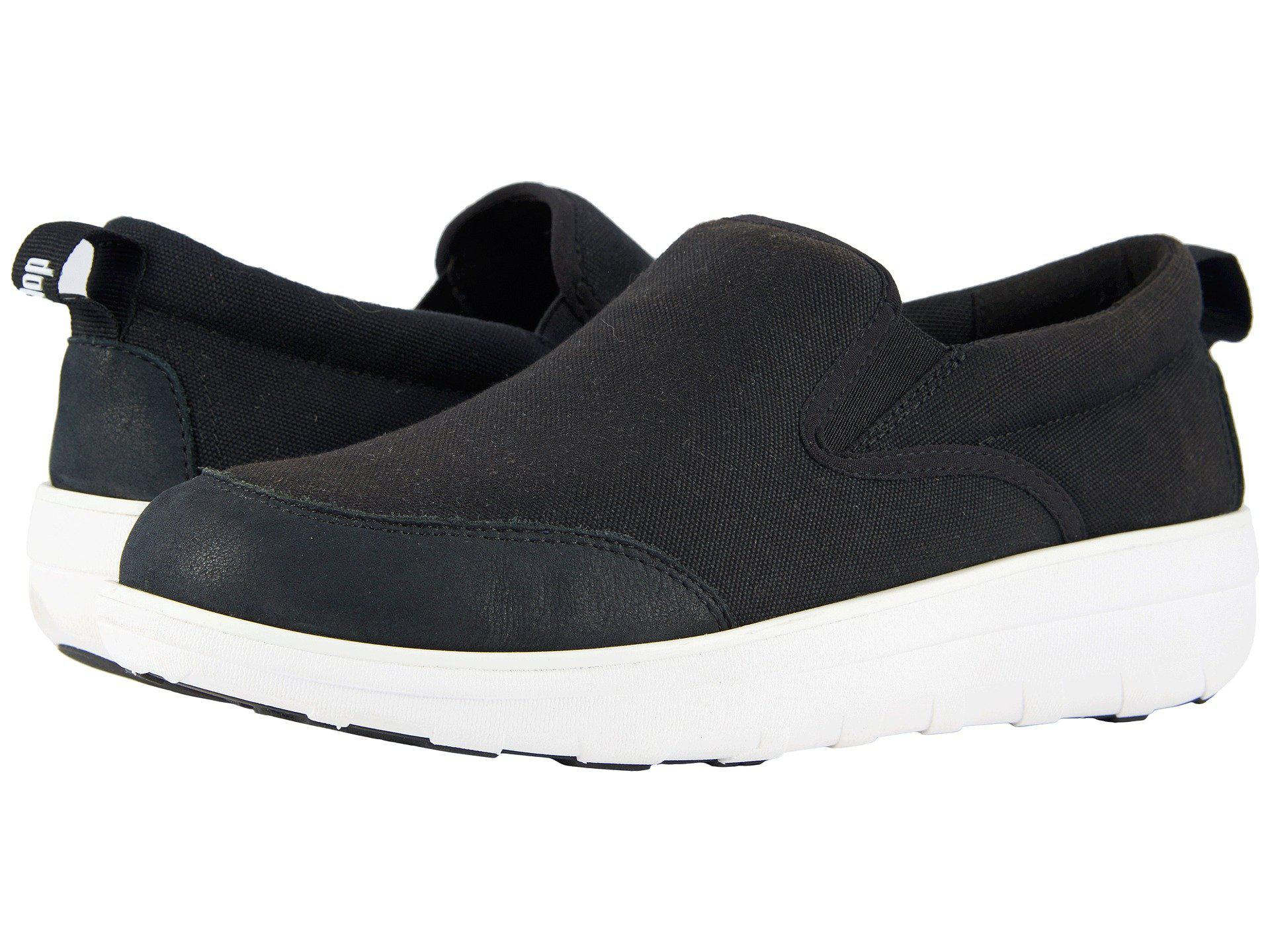 6948cc4b470 Lyst - Fitflop Loaff Skate in Black for Men