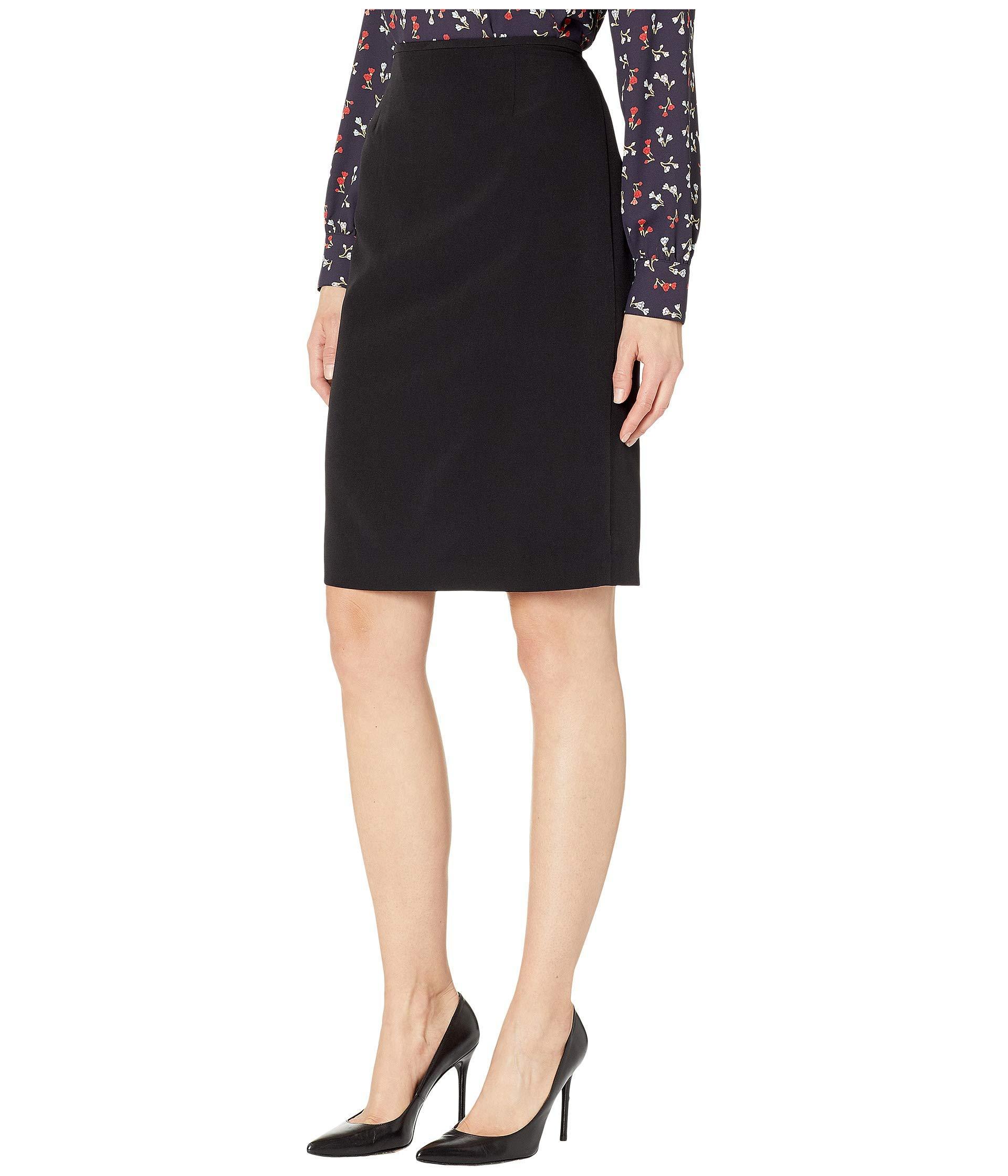 cdfe246abd Lyst - Tahari Pencil Skirt in Black