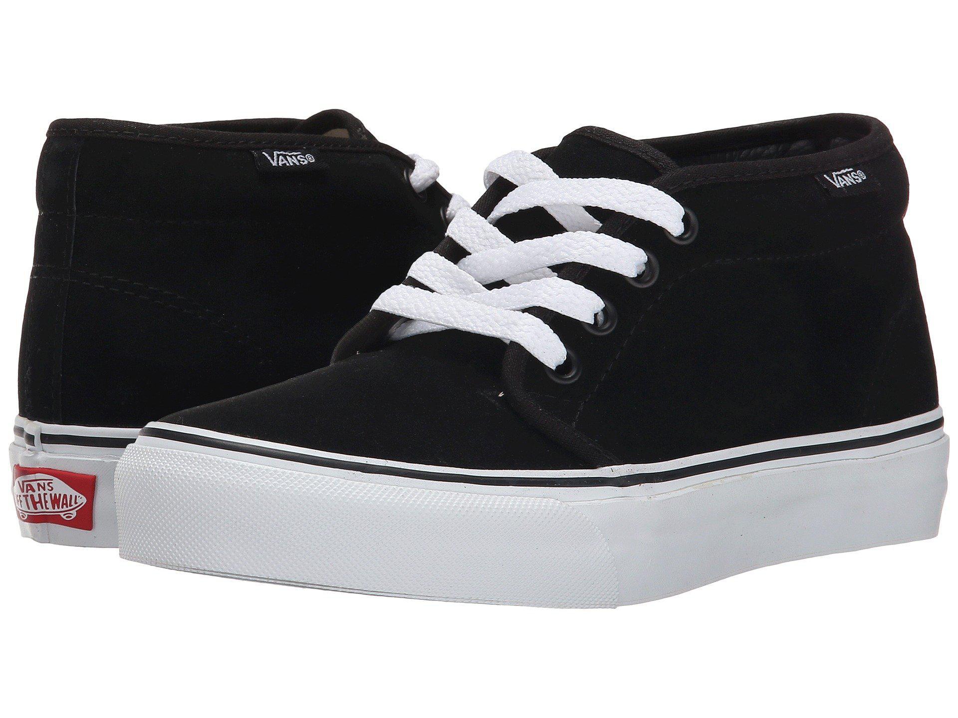 143c3b49ee2af1 Lyst - Vans Chukka Boot Core Classics in Black for Men