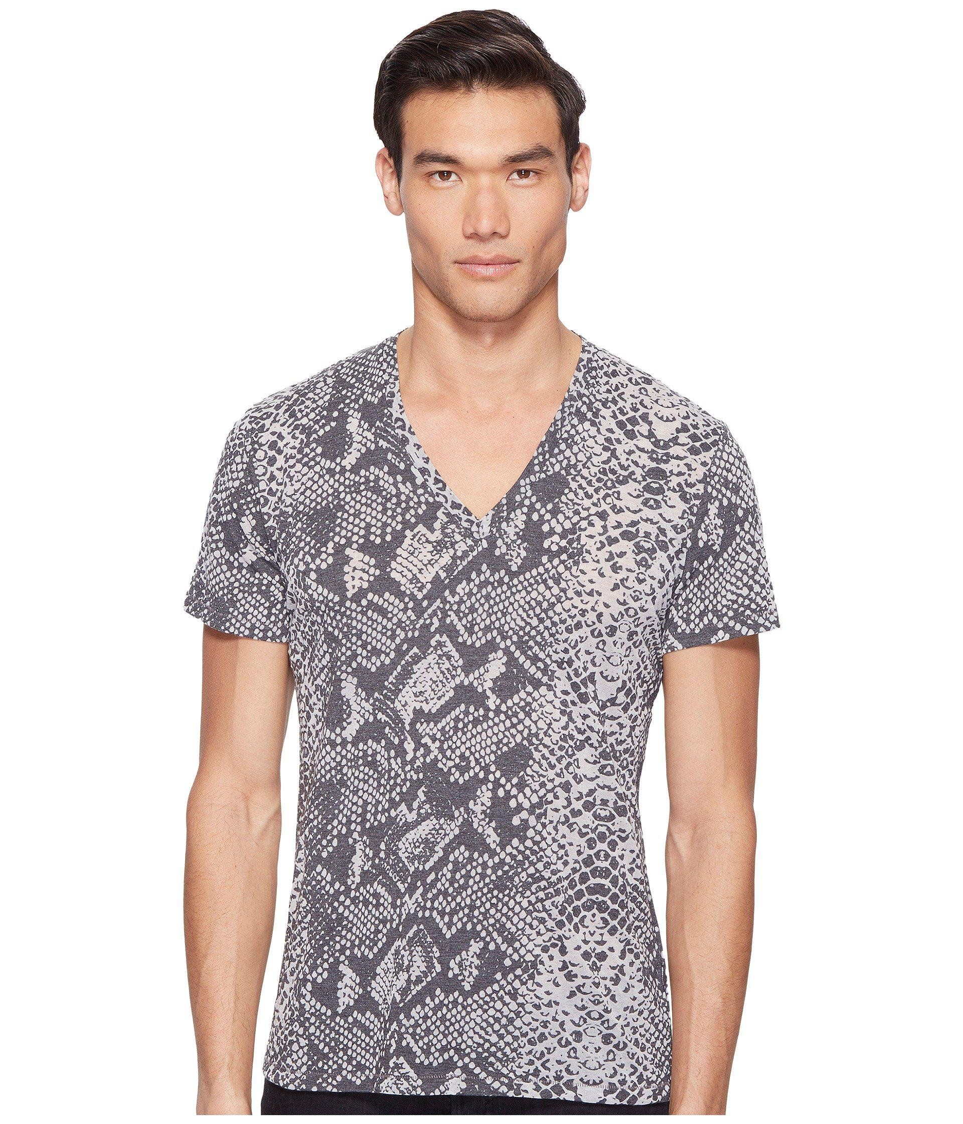 Just Cavalli snakeskin print T-shirt Nicekicks Sale Online Buy Cheap Huge Surprise Cheap Sale Brand New Unisex Discount Low Cost Pick A Best Cheap Online LHKUqv