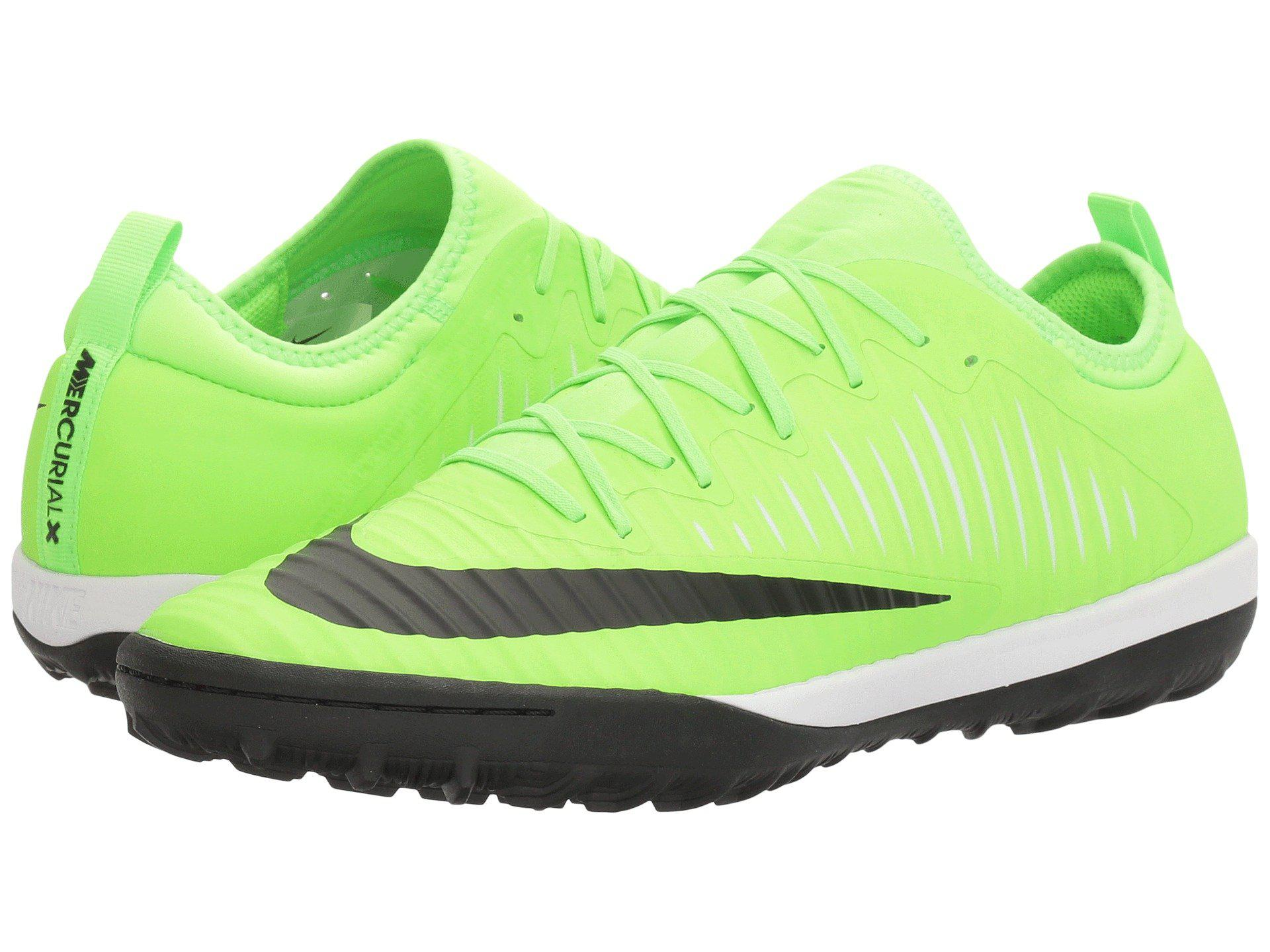9a29768c9 ... good indoor court shoes nike mercurialx finale ii ic e655d 8bf48  netherlands nike. mens green