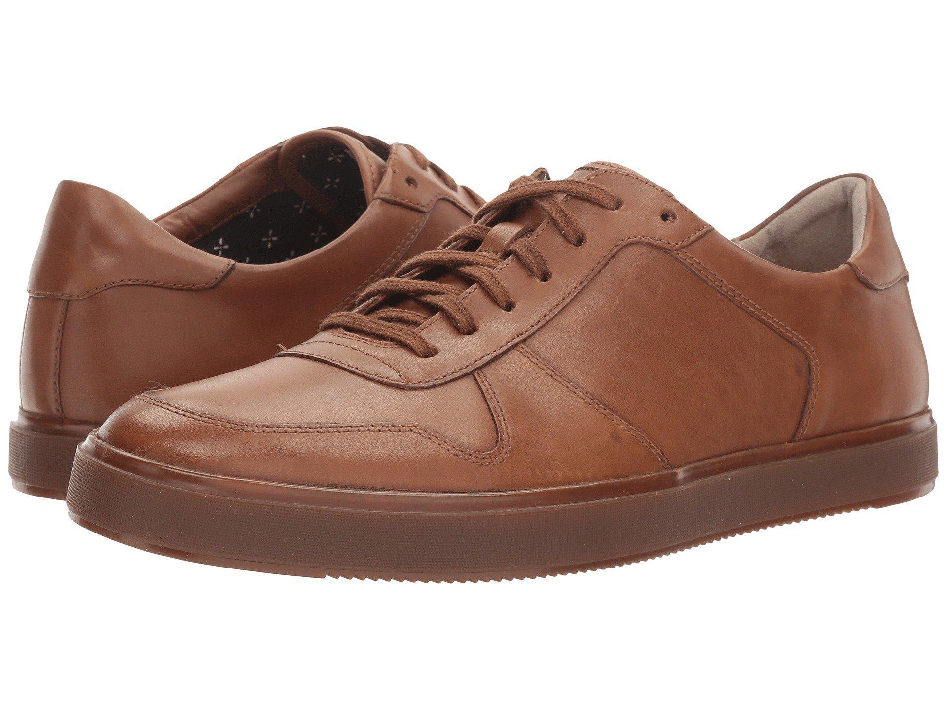 Clarks Calderon Speed Tan Leather NdE7F7Bagx