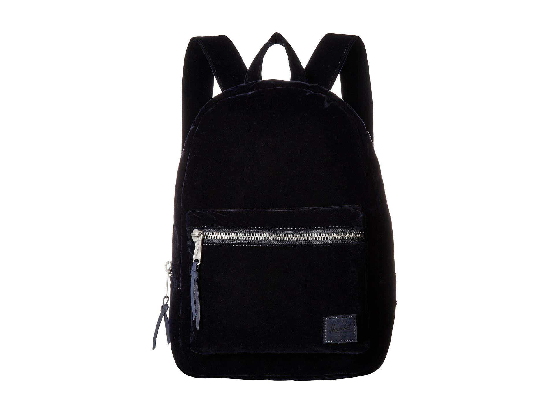 8e5d5052387 Lyst - Herschel Supply Co. Grove X-small in Black