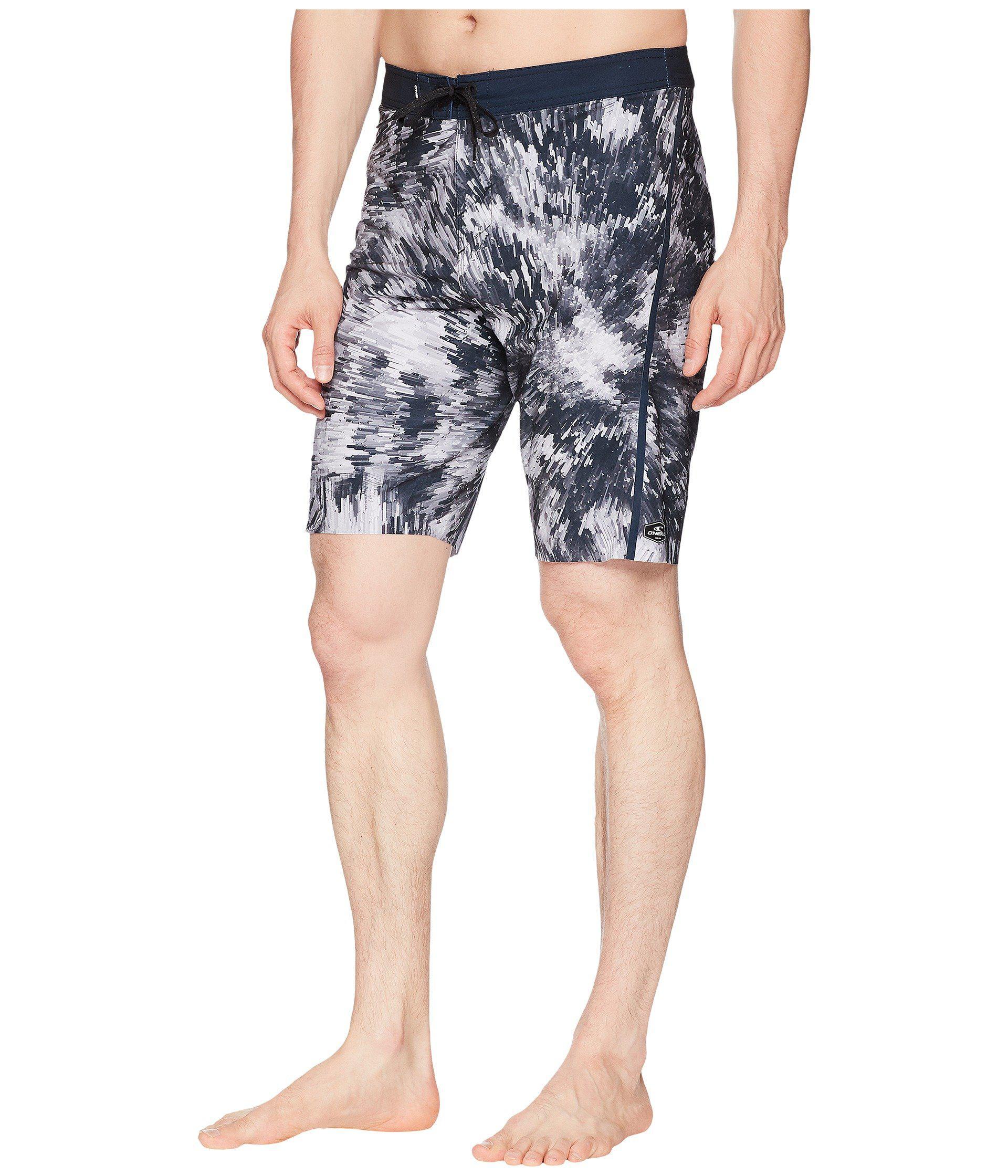 da0807c825 Lyst - O'neill Sportswear Hyperfreak Crystalize Boardshorts in Black for Men  - Save 44%
