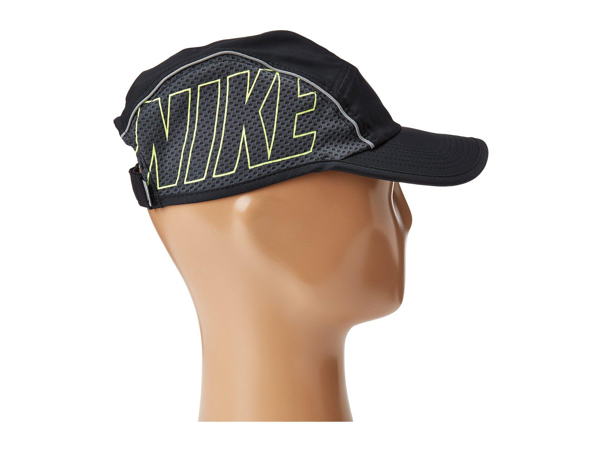 90aafef0944efa Lyst - Nike Aerobill Aw84 Running Cap in Black for Men