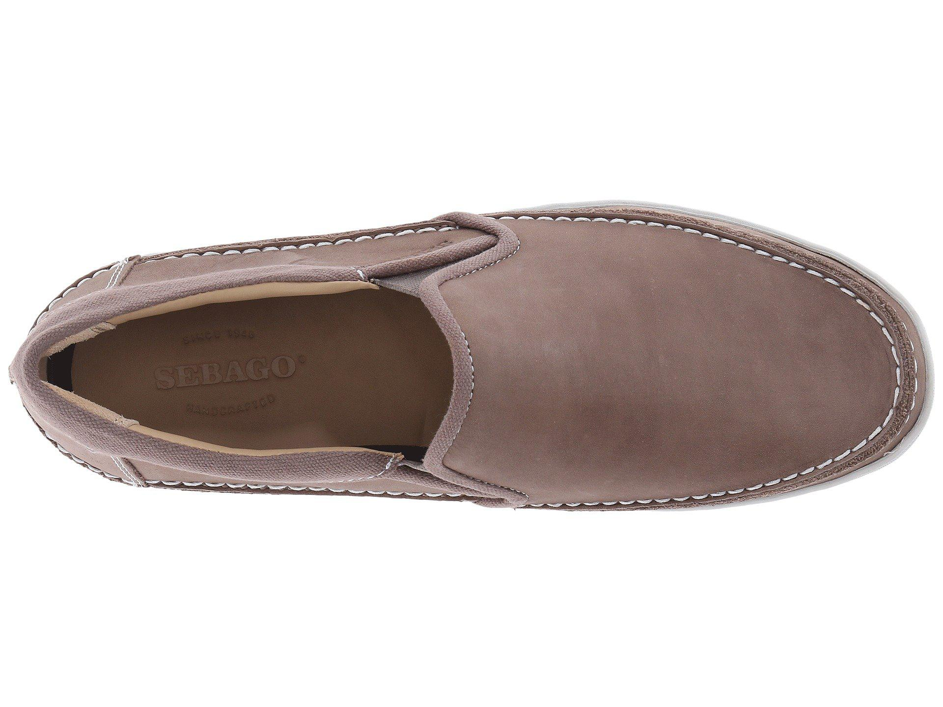 89e61dfbf5f18 Lyst - Sebago Ryde Slip-on in Brown for Men