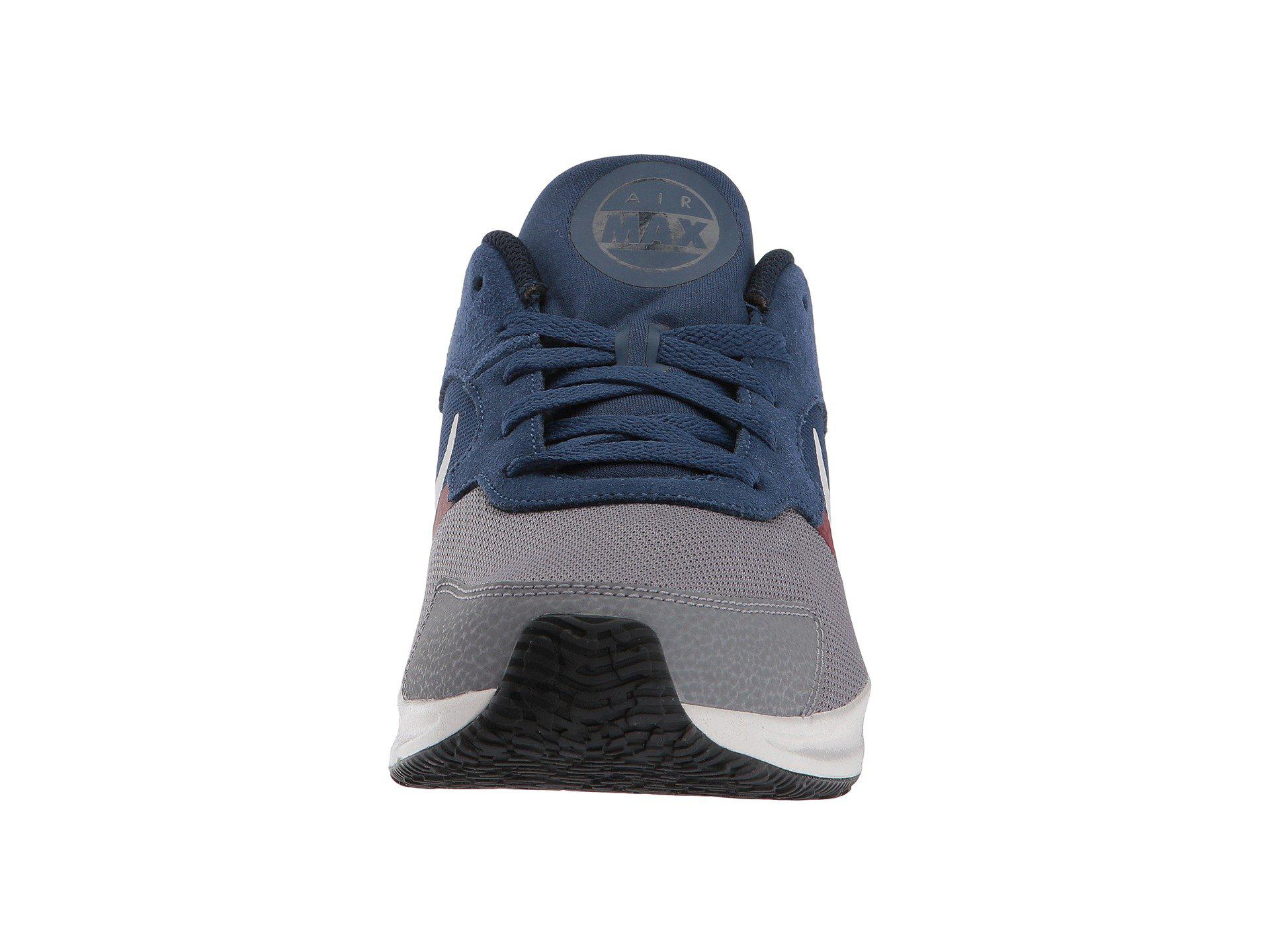 sale retailer b4be1 41ba1 ... norway nike blue air max guile for men lyst. view fullscreen 994e5 f0135