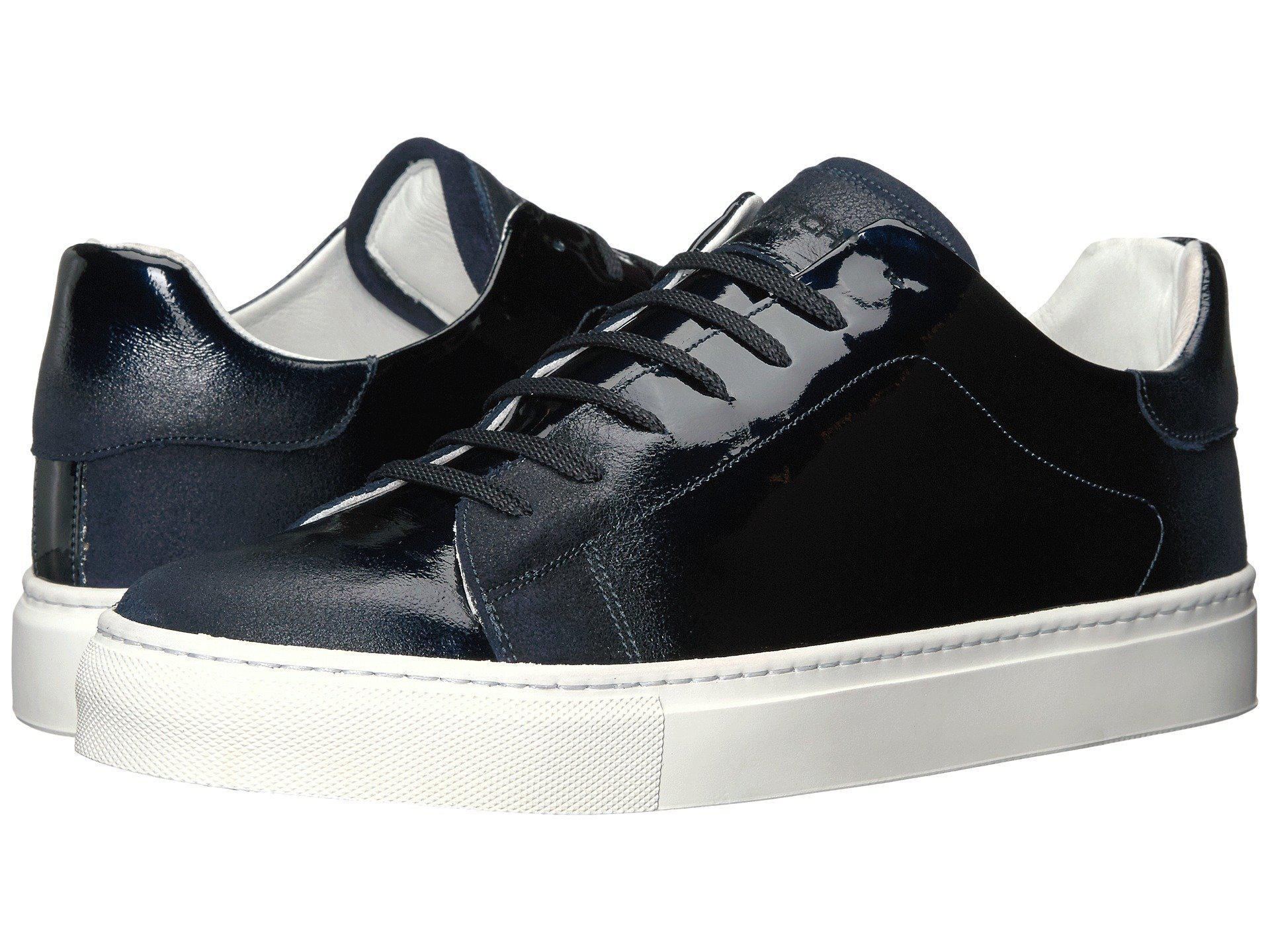 24e75405f584 Lyst - Bugatchi South Beach Sneaker in Blue for Men - Save 12%