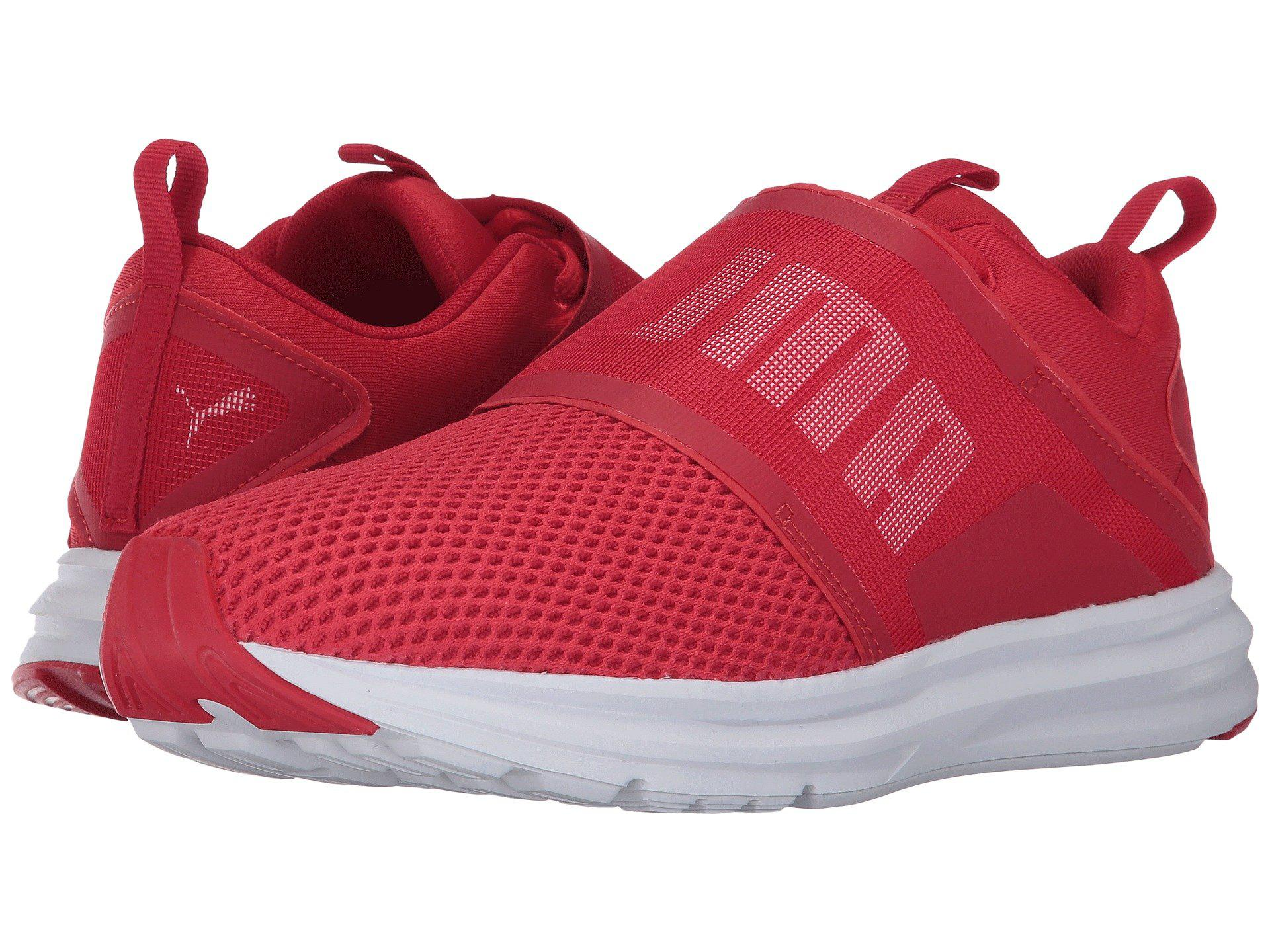 Lyst - PUMA Enzo Strap in Red for Men - Save 16% 37fcad71c