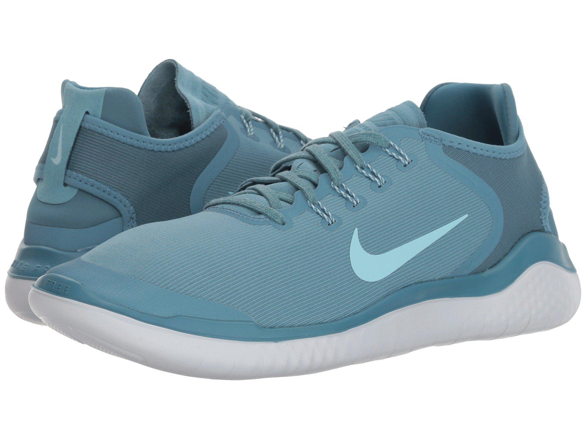 1f4795b47138 Lyst - Nike Free Rn 2018 Sun Bleached in Blue for Men - Save 17%