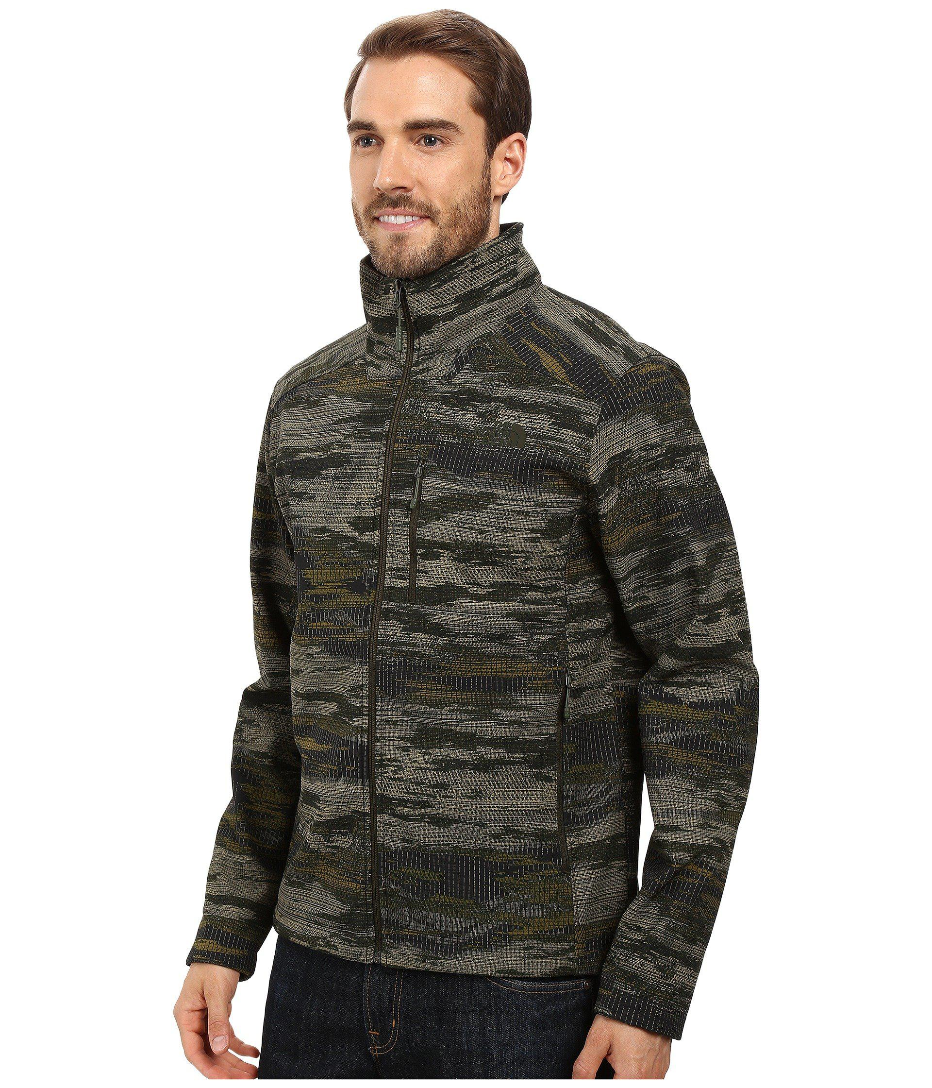 345a0ec24e89 Lyst - The North Face Apex Bionic 2 Jacket in Green for Men