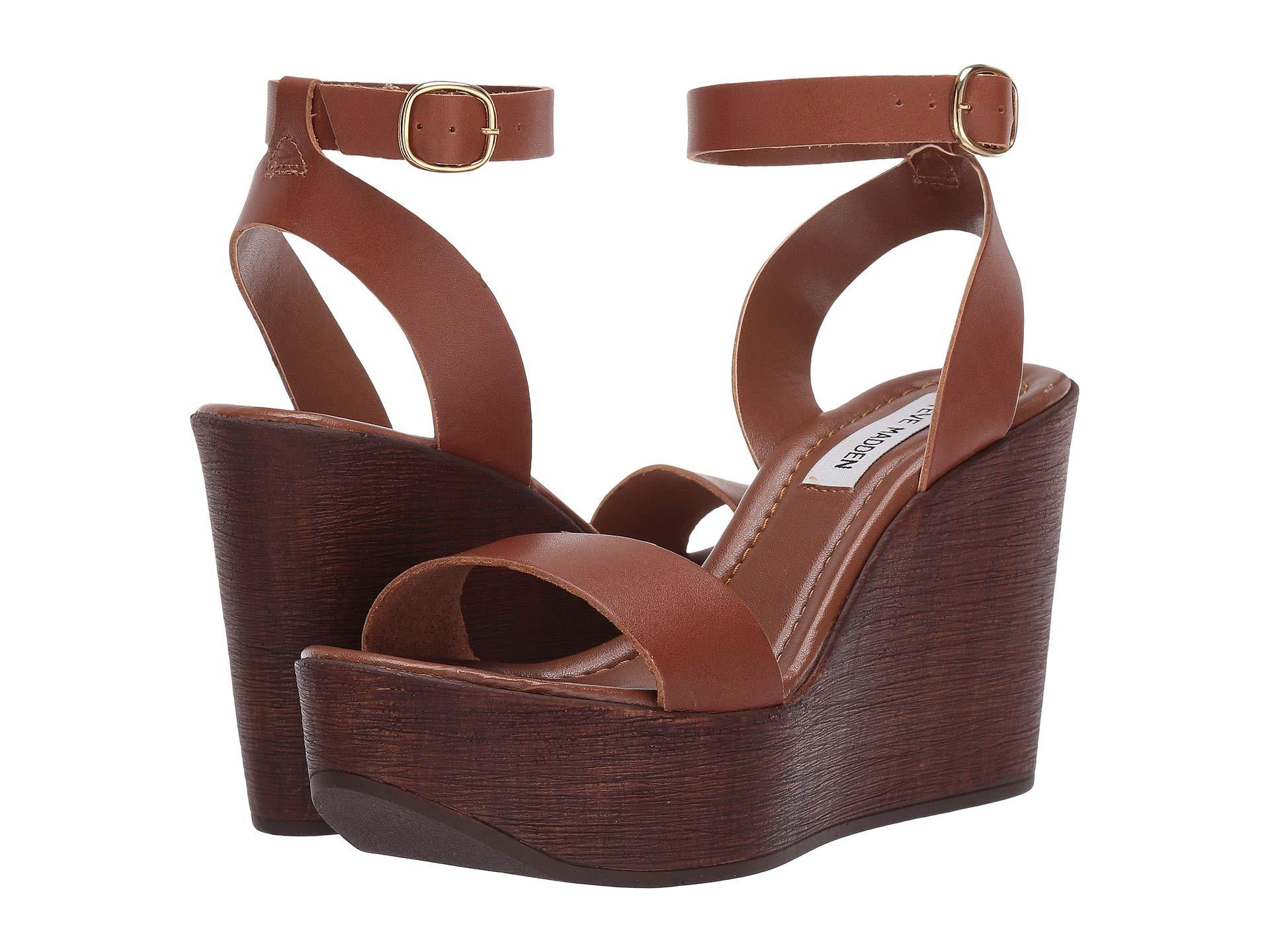c54d443900d Lyst - Steve Madden Pansy in Brown