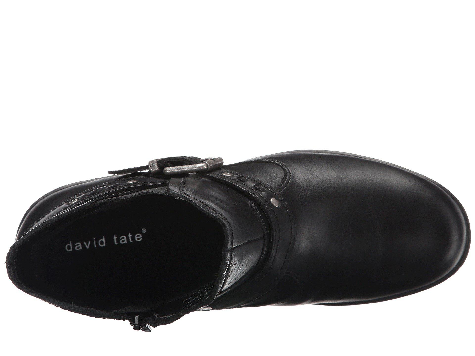 Art Tate Shoes lyst - david tate art in black