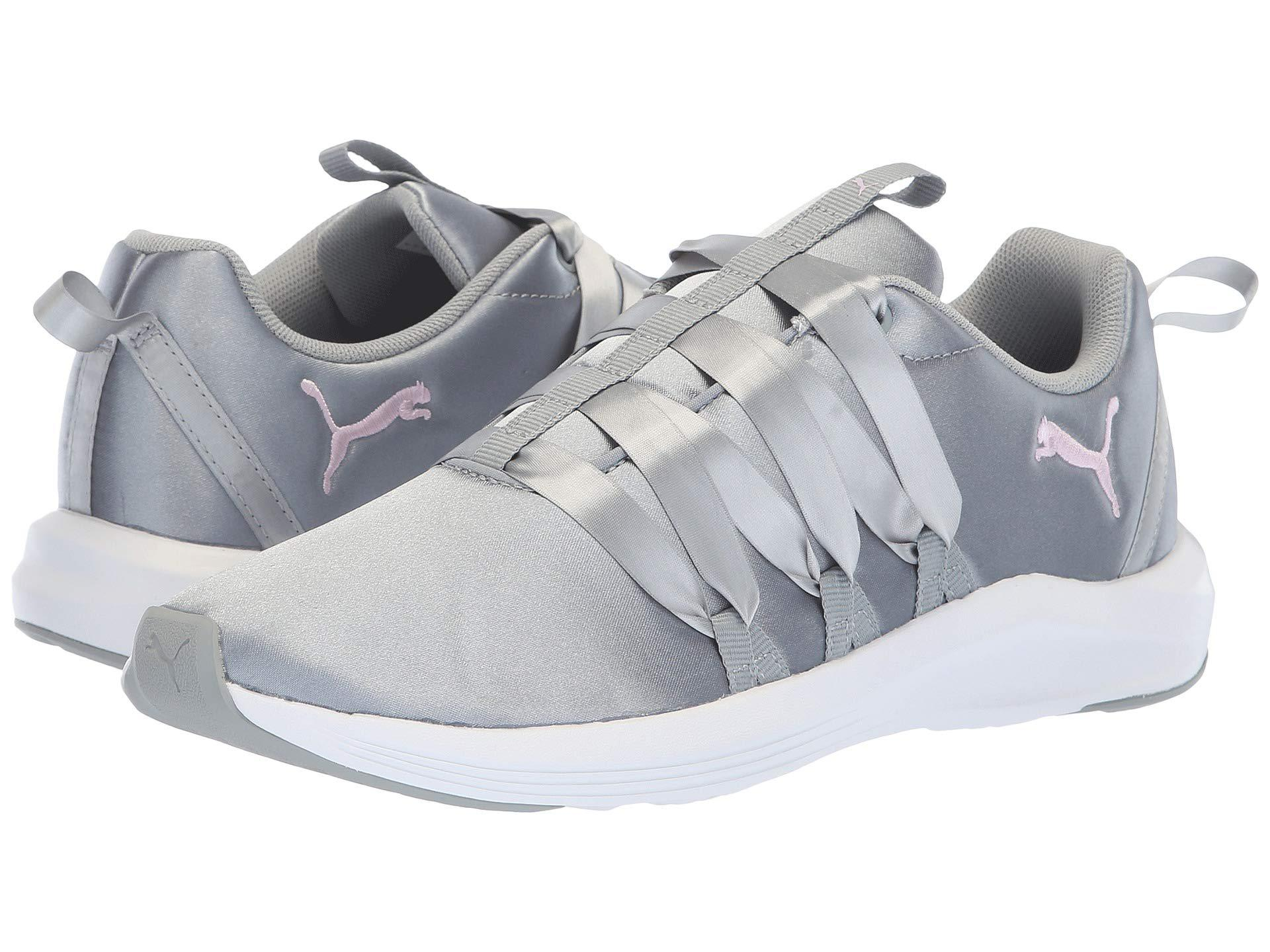 Lyst - PUMA Prowl Alt Satin in White - Save 44% 01fd8547c