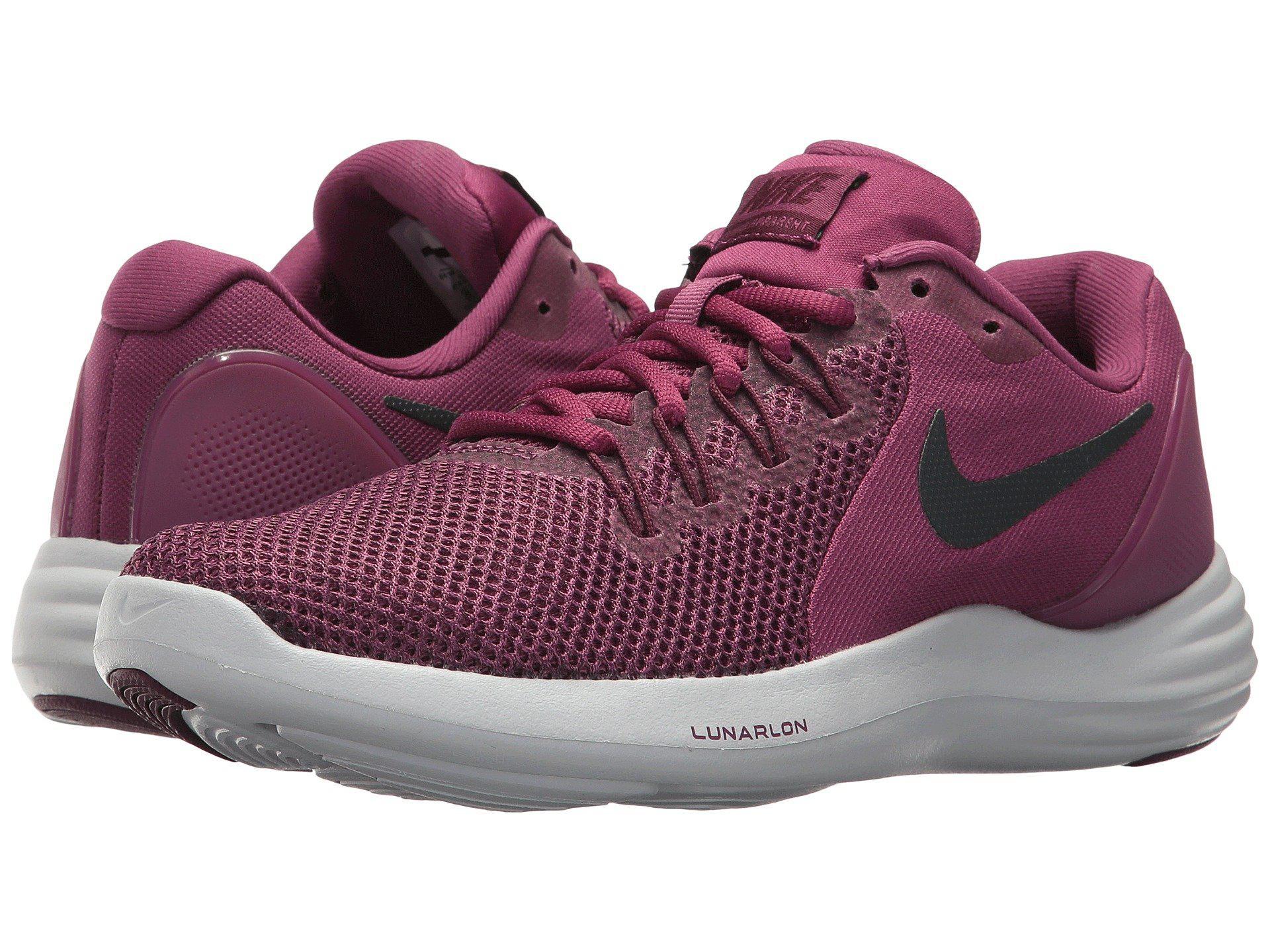 brand new fb2f3 3b40d Lyst - Nike Lunar Apparent in Purple