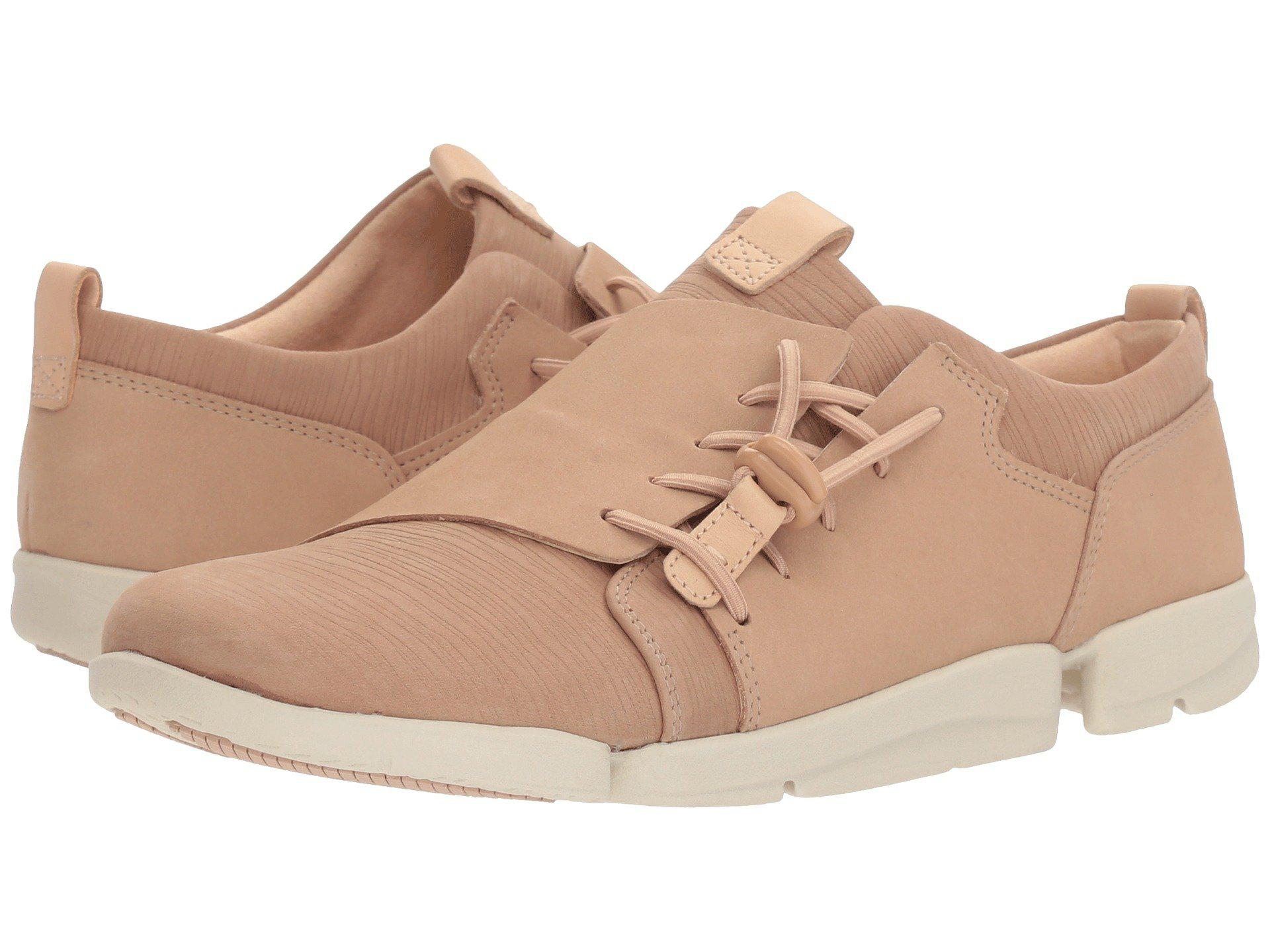 Womens Tri Camilla Low-Top Sneakers Clarks