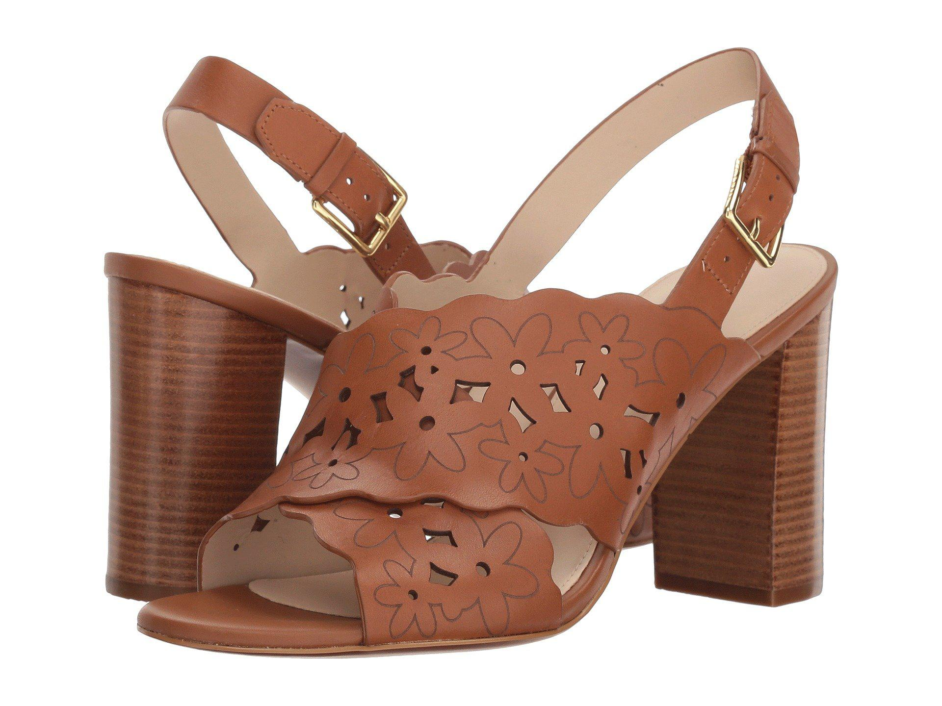 Cole Haan Indra High Floral Sandal II