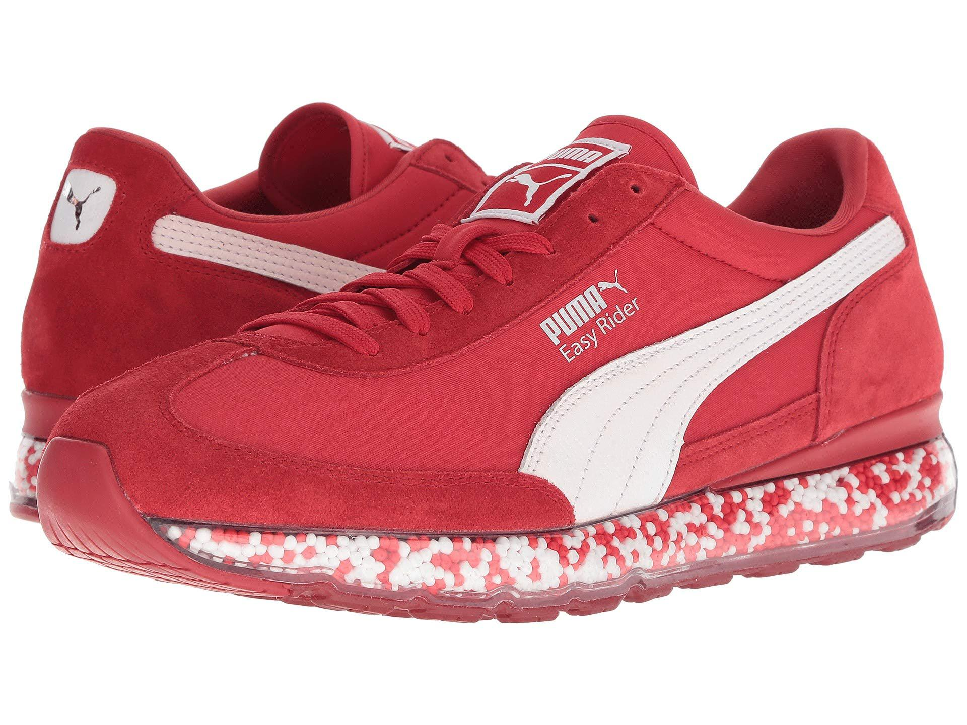 24b191d6723 Lyst - PUMA Jamming Easy Rider in Red for Men