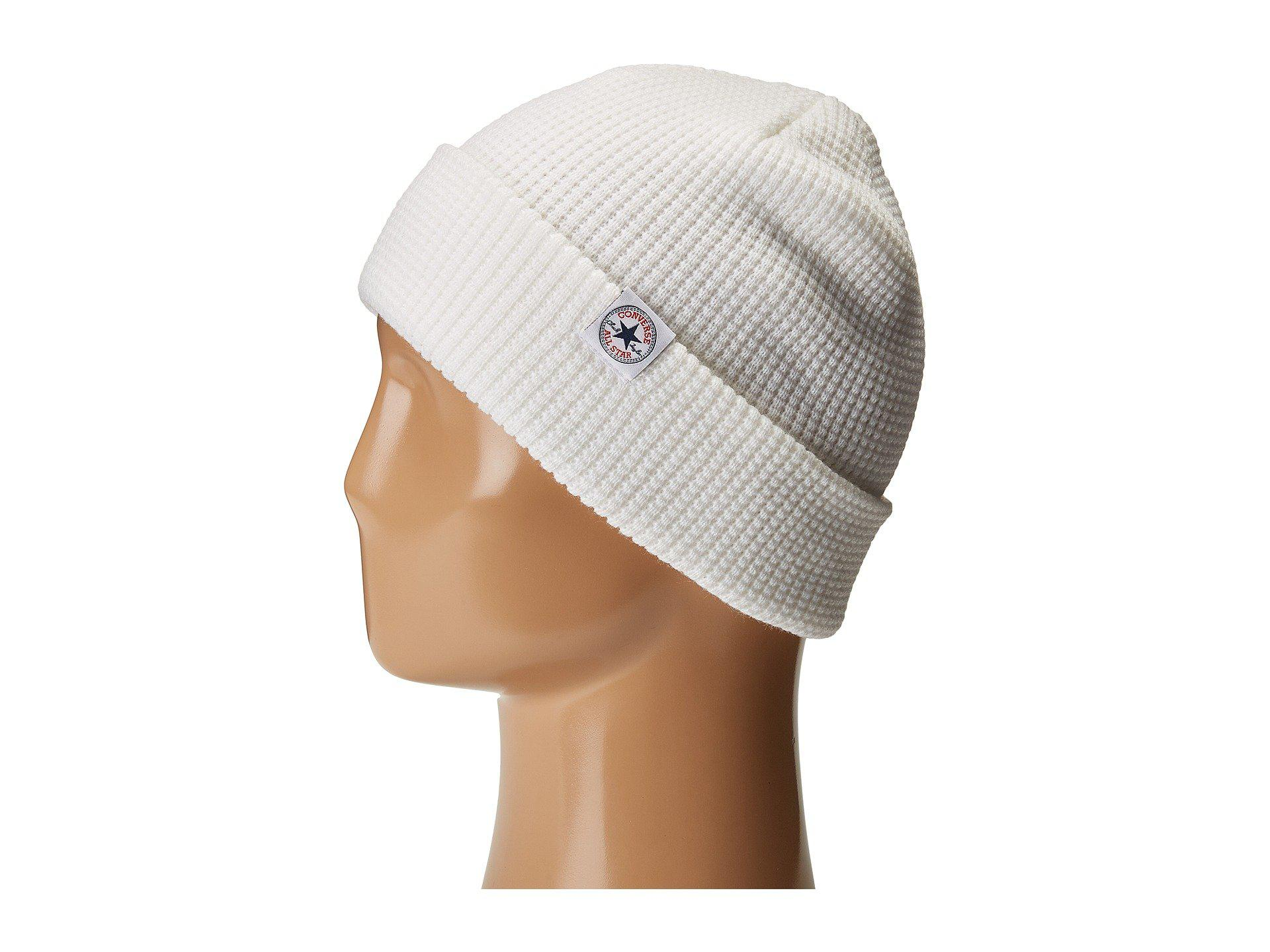 cae30771c75 Lyst - Converse Thermal 2-in-1 Knit in White for Men