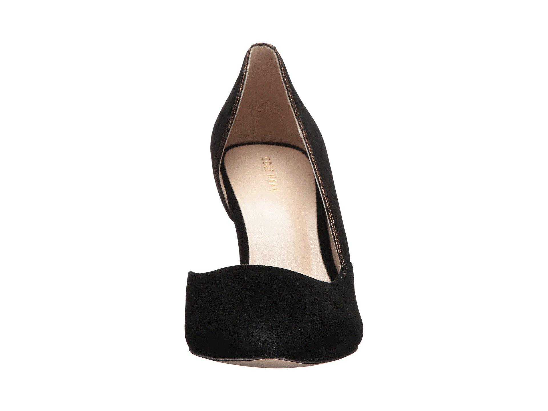 8d288f883cc3 Lyst - Cole Haan Rendon Pump Ii in Black