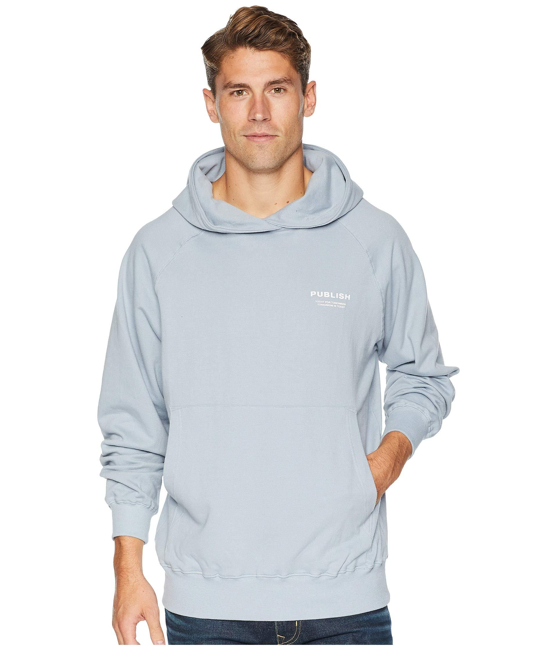 Publish For Mannie Heavyweight Men Terry In Blue Save Lyst zwqYdTw