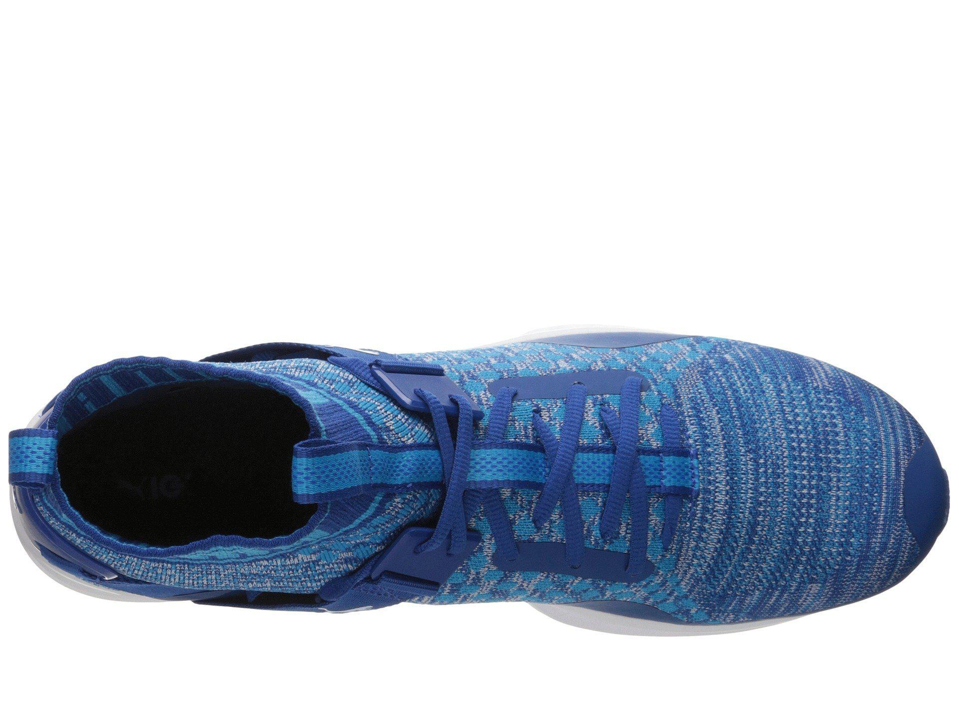 cb2a567fb8b4 Lyst - PUMA Ignite Evoknit in Blue for Men - Save 23.07692307692308%