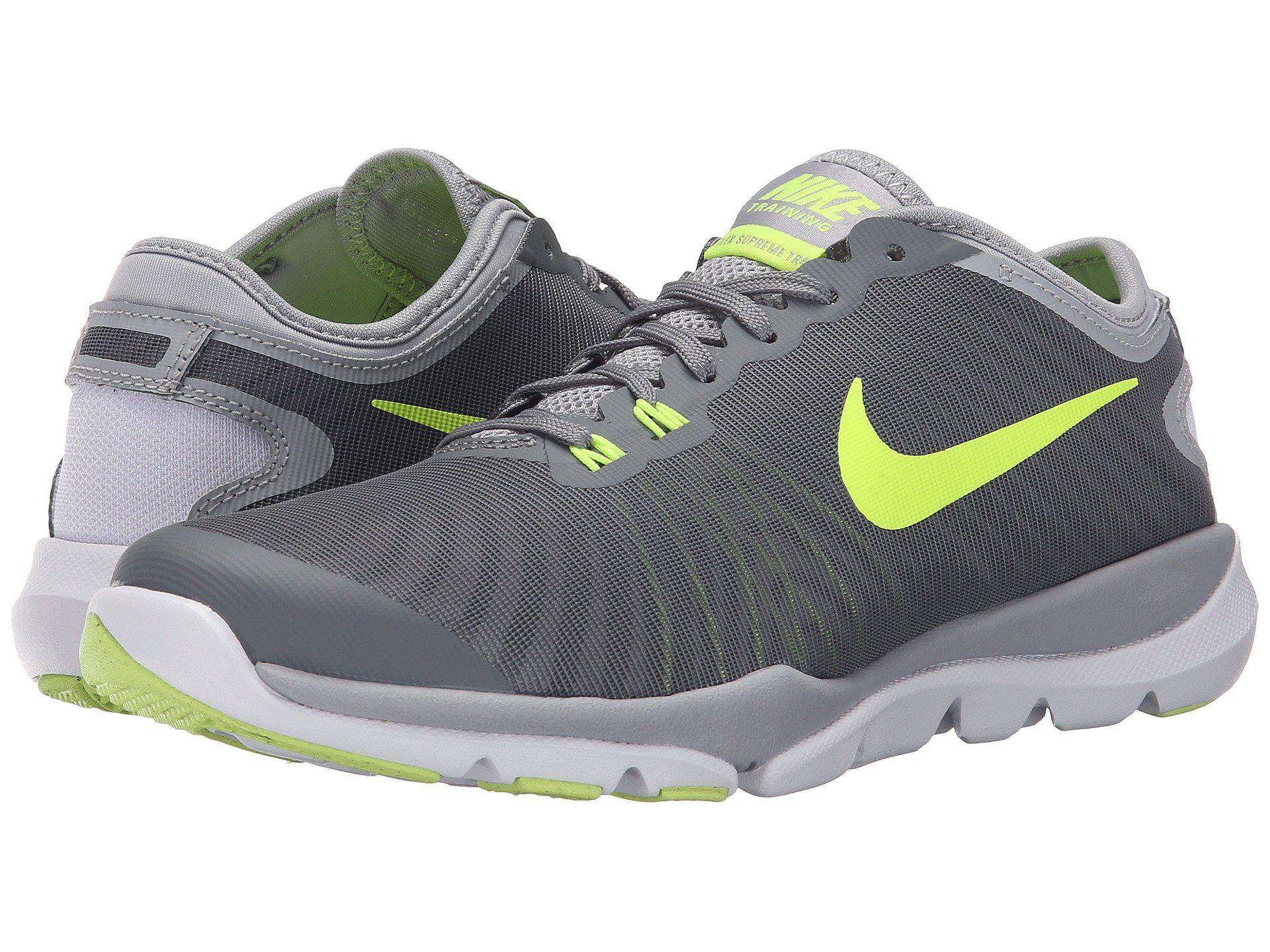 6d15c587d6de8 Lyst - Nike Flex Supreme Tr4 in Gray