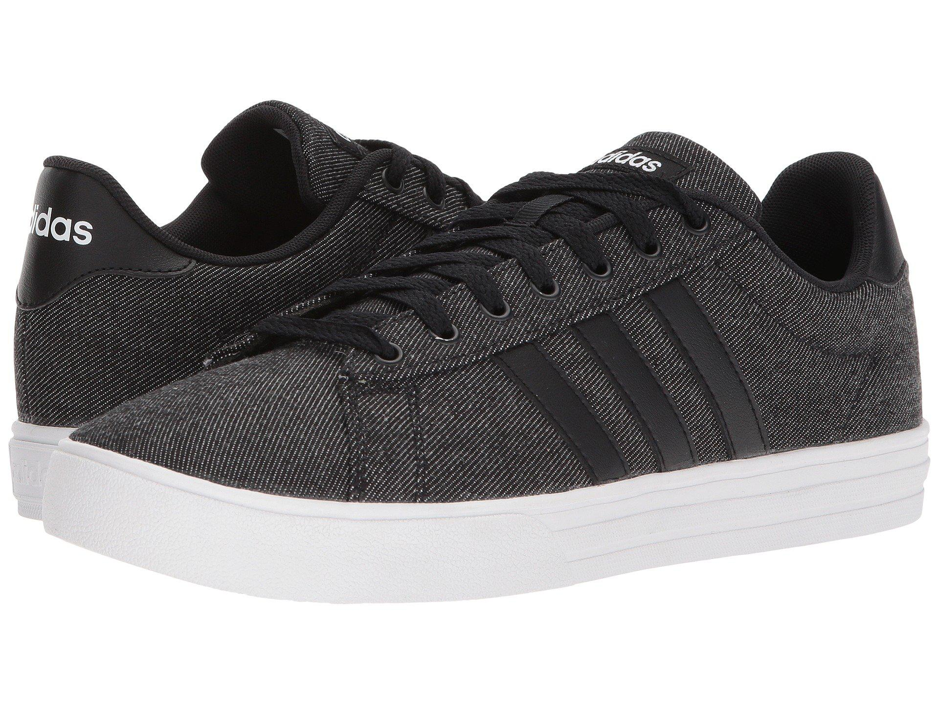 adidas. Men's Black Daily 2.0