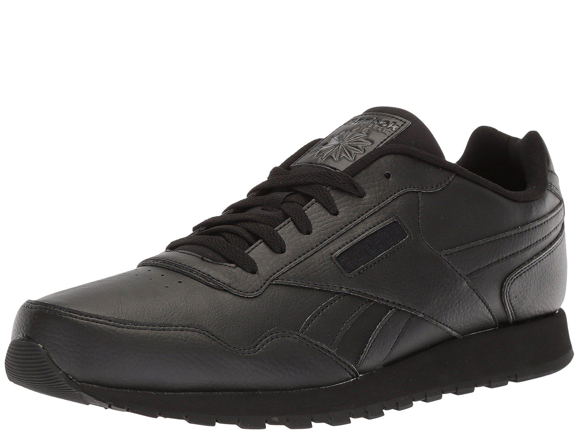 9acf4abdcfccaf Lyst reebok classic harman run in black for men jpg 1920x1440 Reebok  classic run