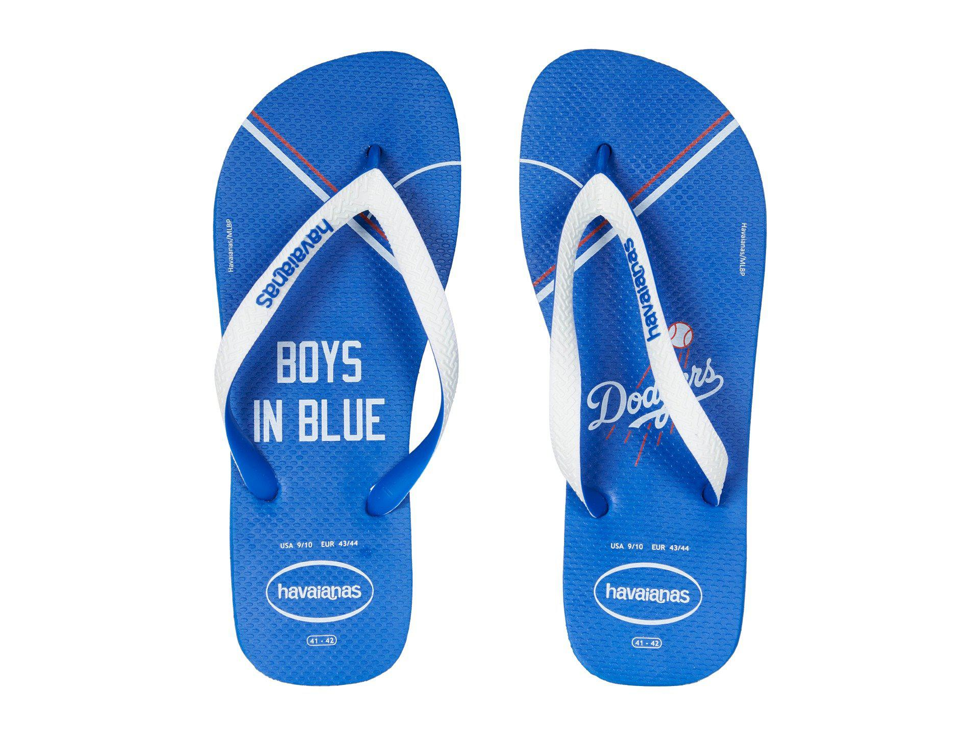 f0c65decd35707 Havaianas - Blue Mlb Flip-flops for Men - Lyst. View fullscreen