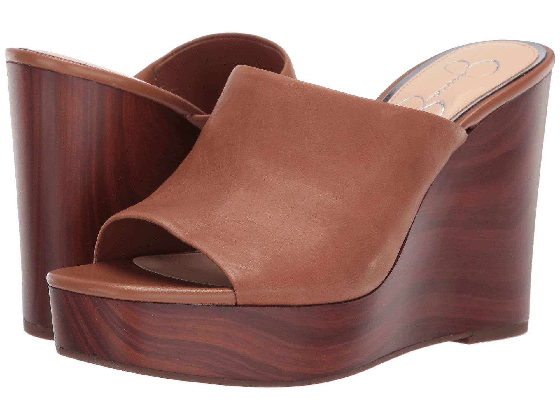1c1ffb04a05 Lyst - Jessica Simpson Shantelle in Brown - Save 61%