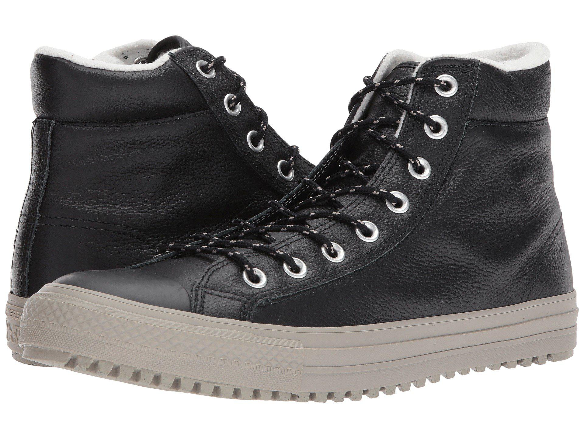 Converse Chuck Taylor® All Star® Boot PC Tumbled Leather Hi 4oRQqKMSeH