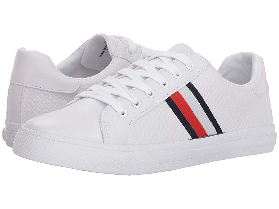 5d5885ba7 Tommy Hilfiger Lexx (white) Shoes in White - Lyst